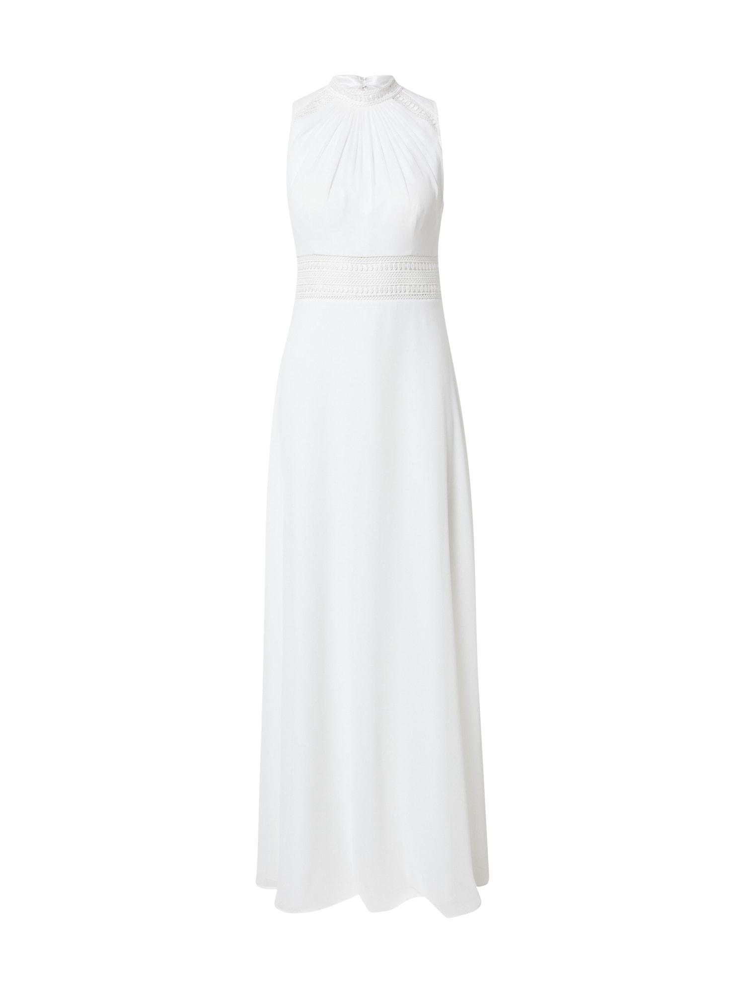 VM Vera Mont Vakarinė suknelė kremo