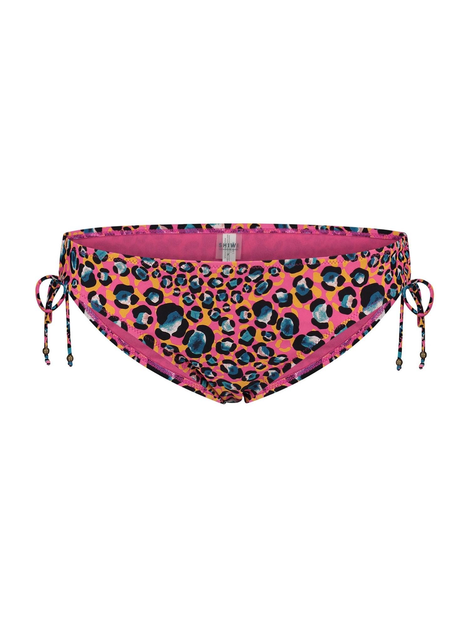 Shiwi Bikinio kelnaitės rožinė / oranžinė / mėlyna / juoda