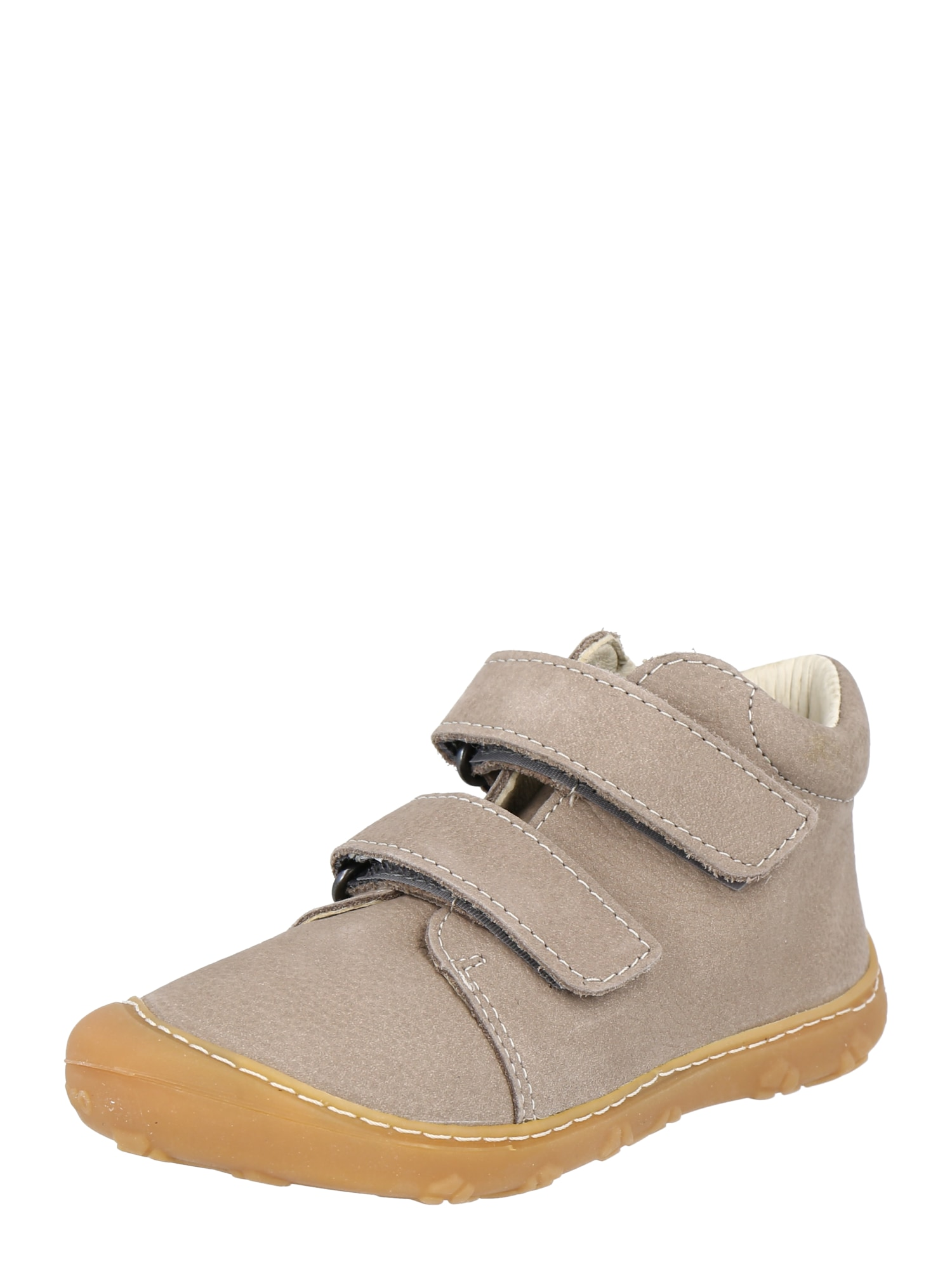 Pepino Pirmieji vaiko vaikščiojimo bateliai smėlio spalva
