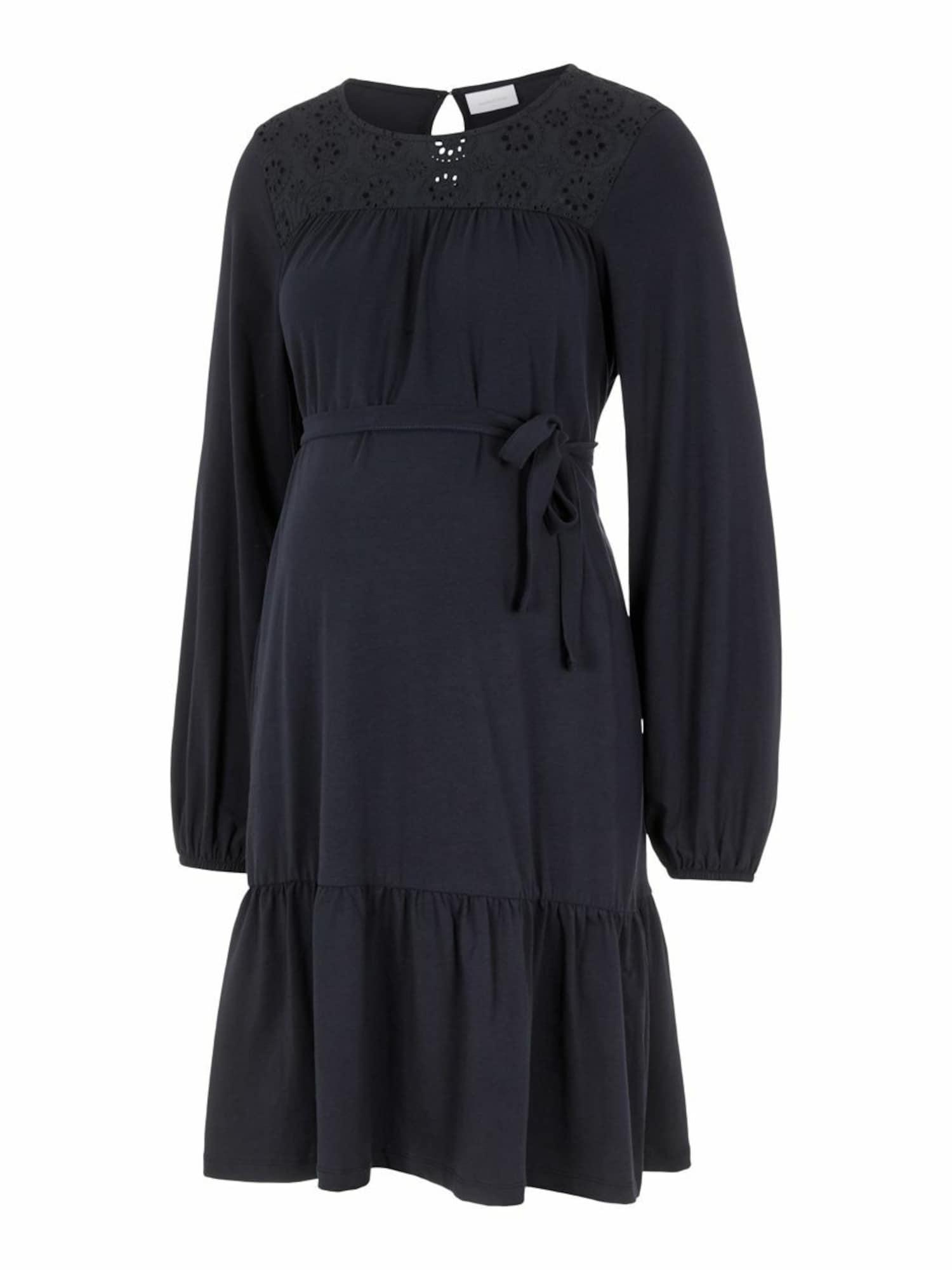 MAMALICIOUS Suknelė 'Nessa' tamsiai mėlyna