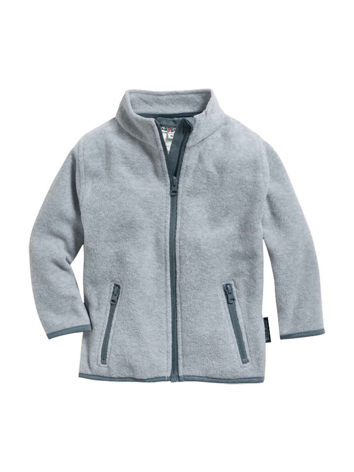 PLAYSHOES Flisinis džemperis pilka / bazalto pilka