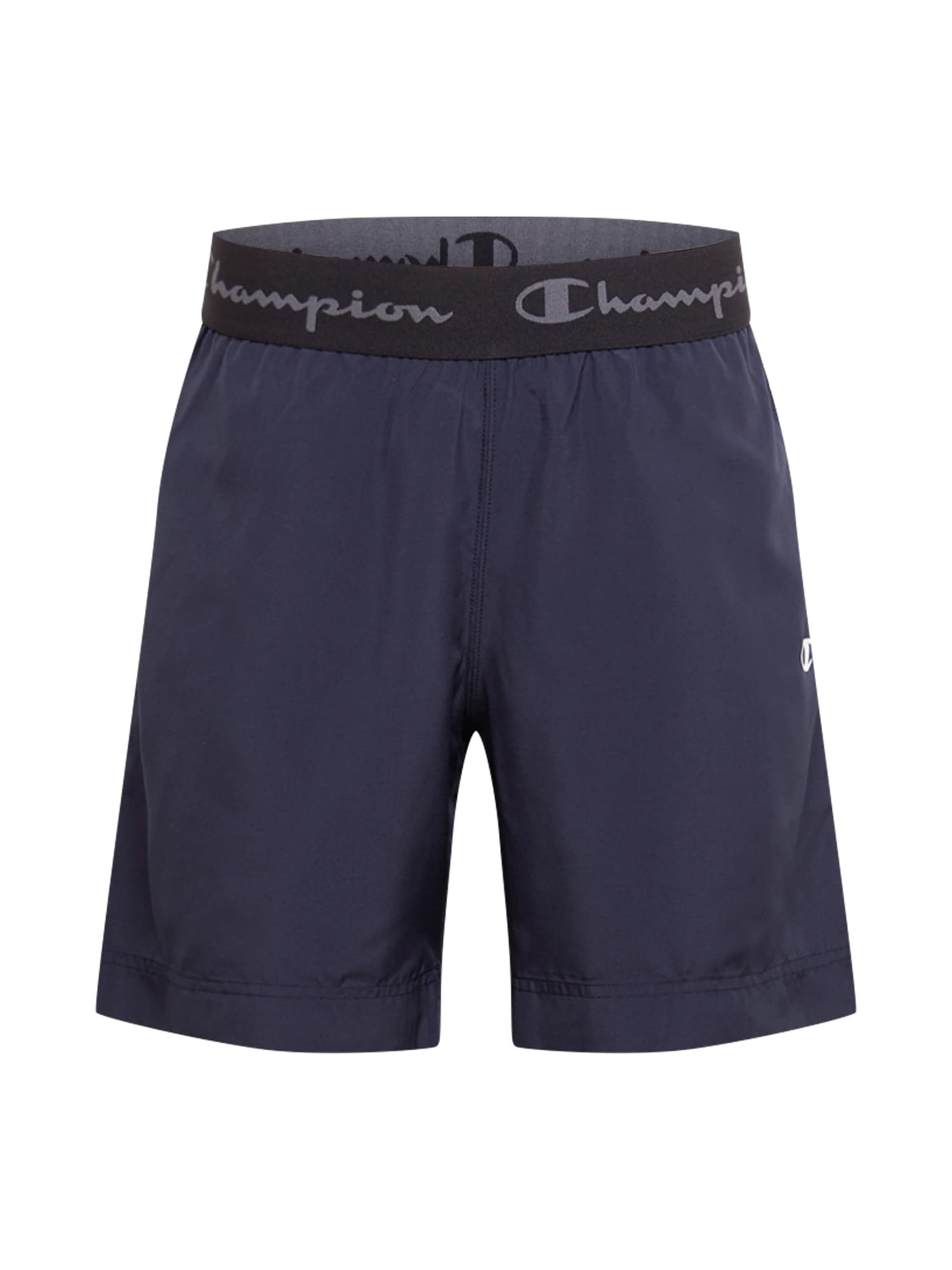 Champion Authentic Athletic Apparel Sportovní kalhoty  námořnická modř / černá