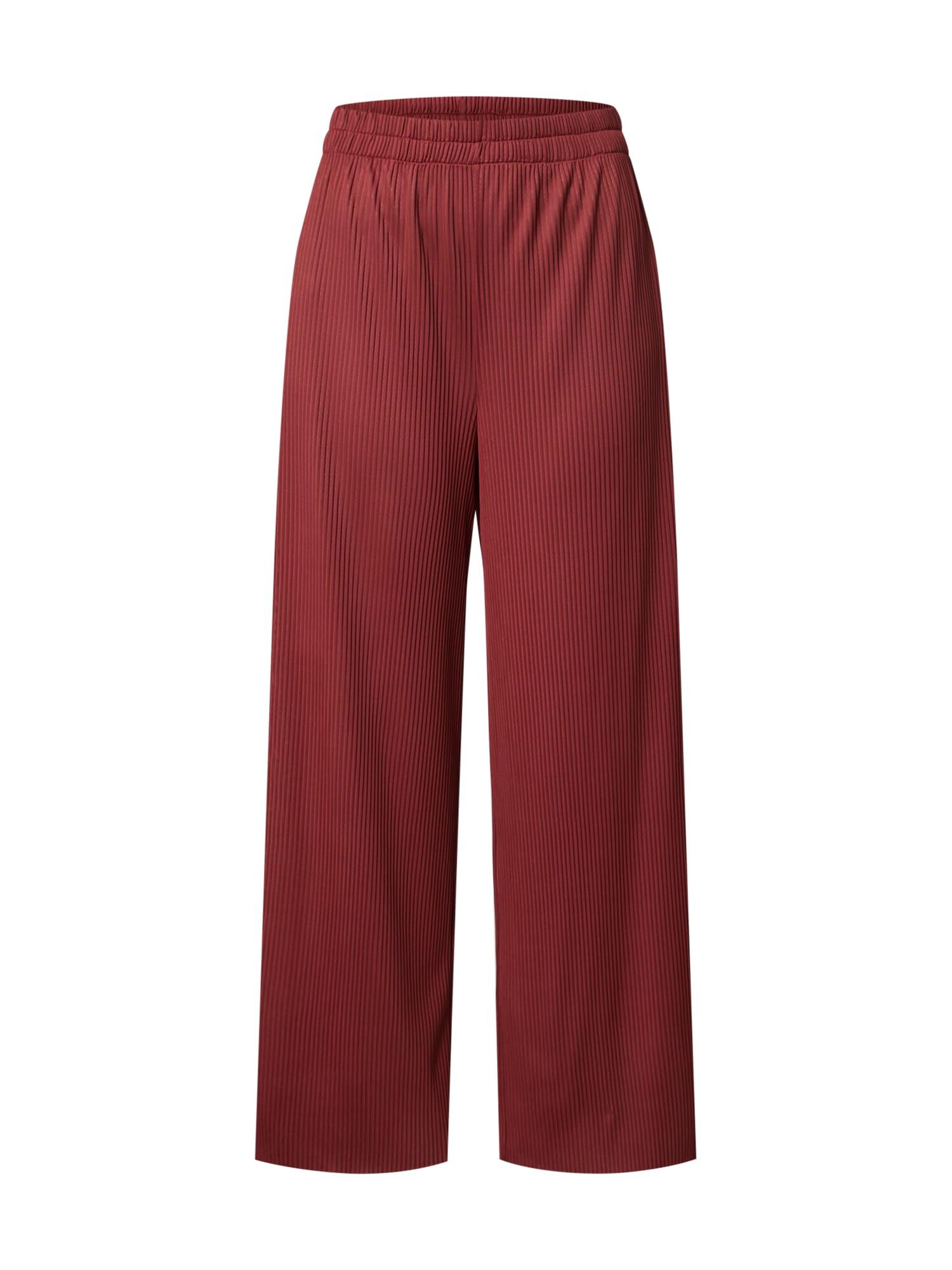 EDITED Kelnės 'Pepita' raudona