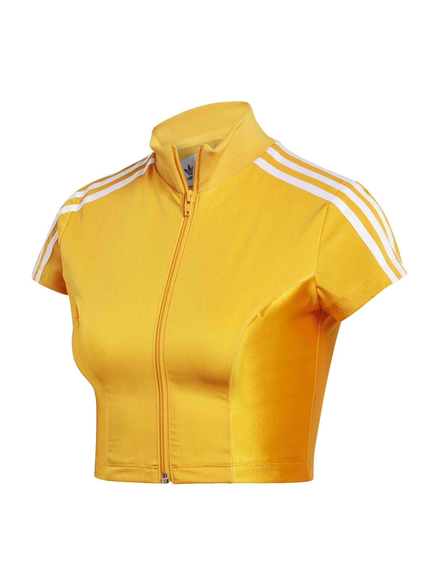 ADIDAS ORIGINALS Top  žlutá