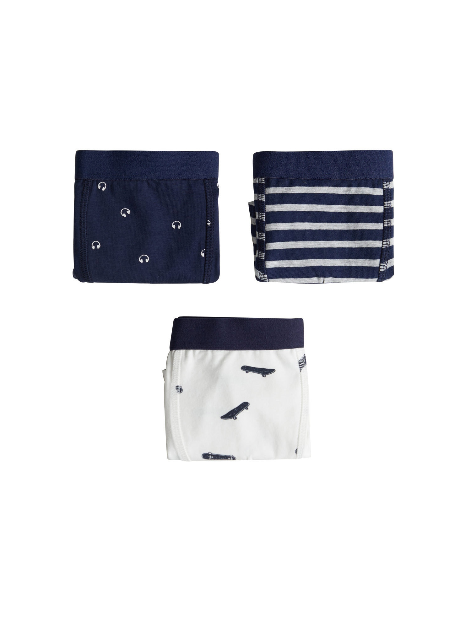 MANGO KIDS Spodní prádlo  krémová / modrá