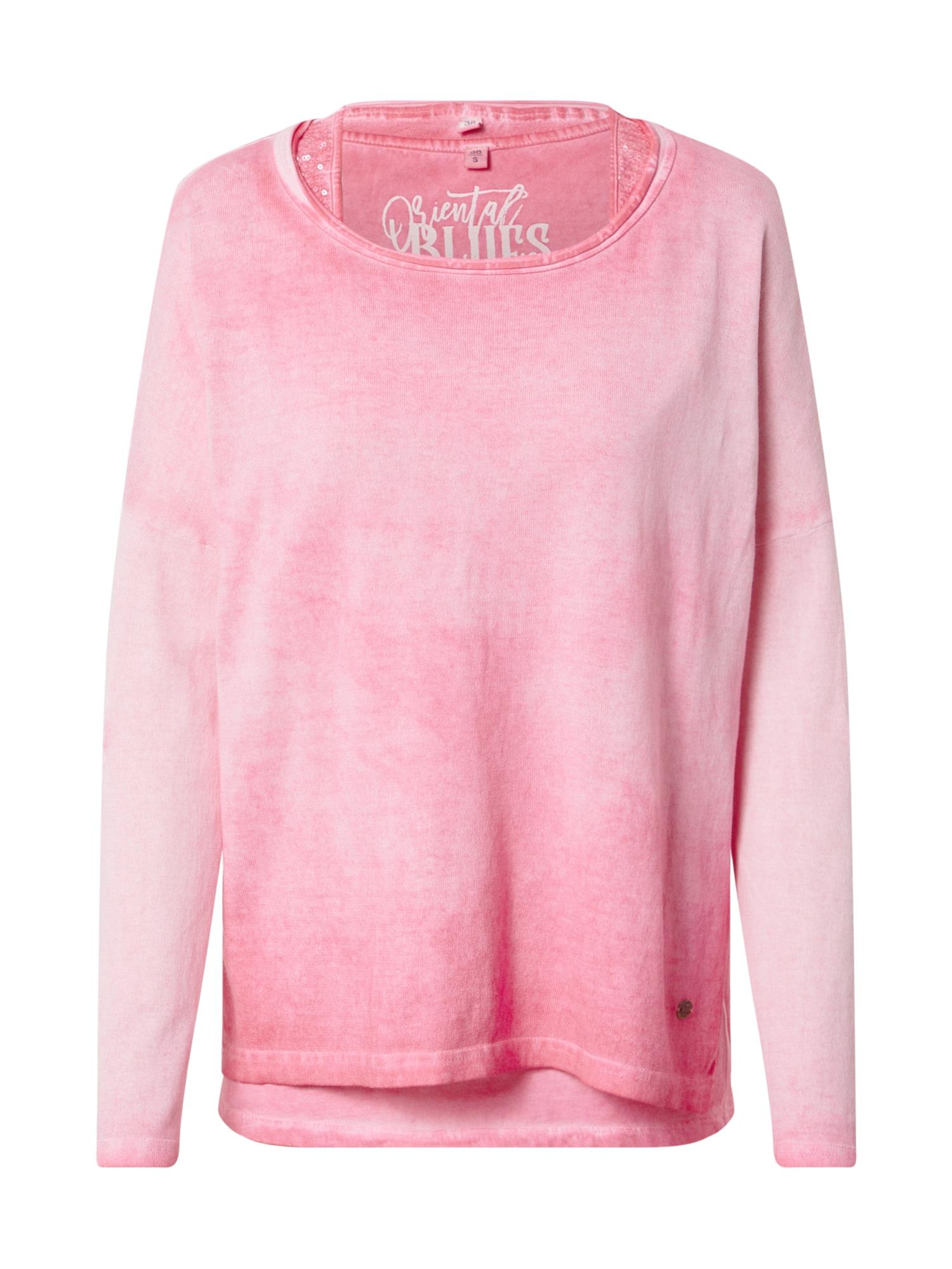 Soccx Megztinis rožinė / šviesiai rožinė