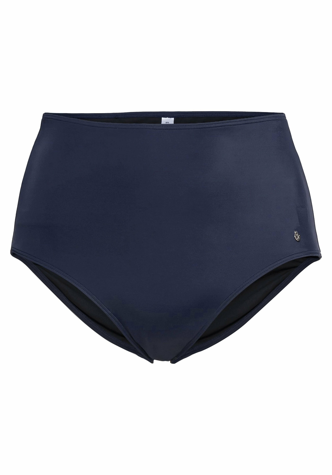 SHEEGO Bikinio kelnaitės tamsiai mėlyna jūros spalva
