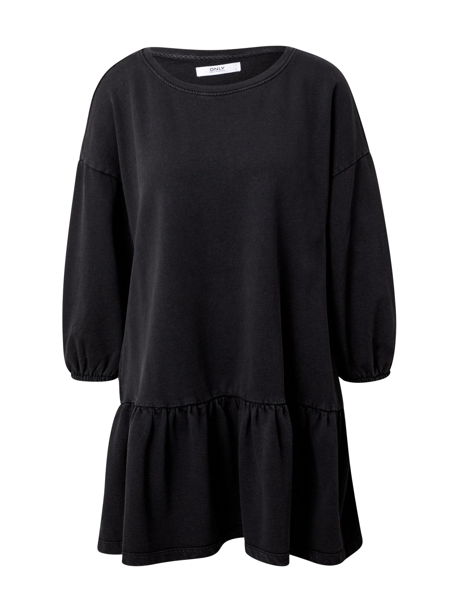 ONLY Šaty 'DEA'  černá
