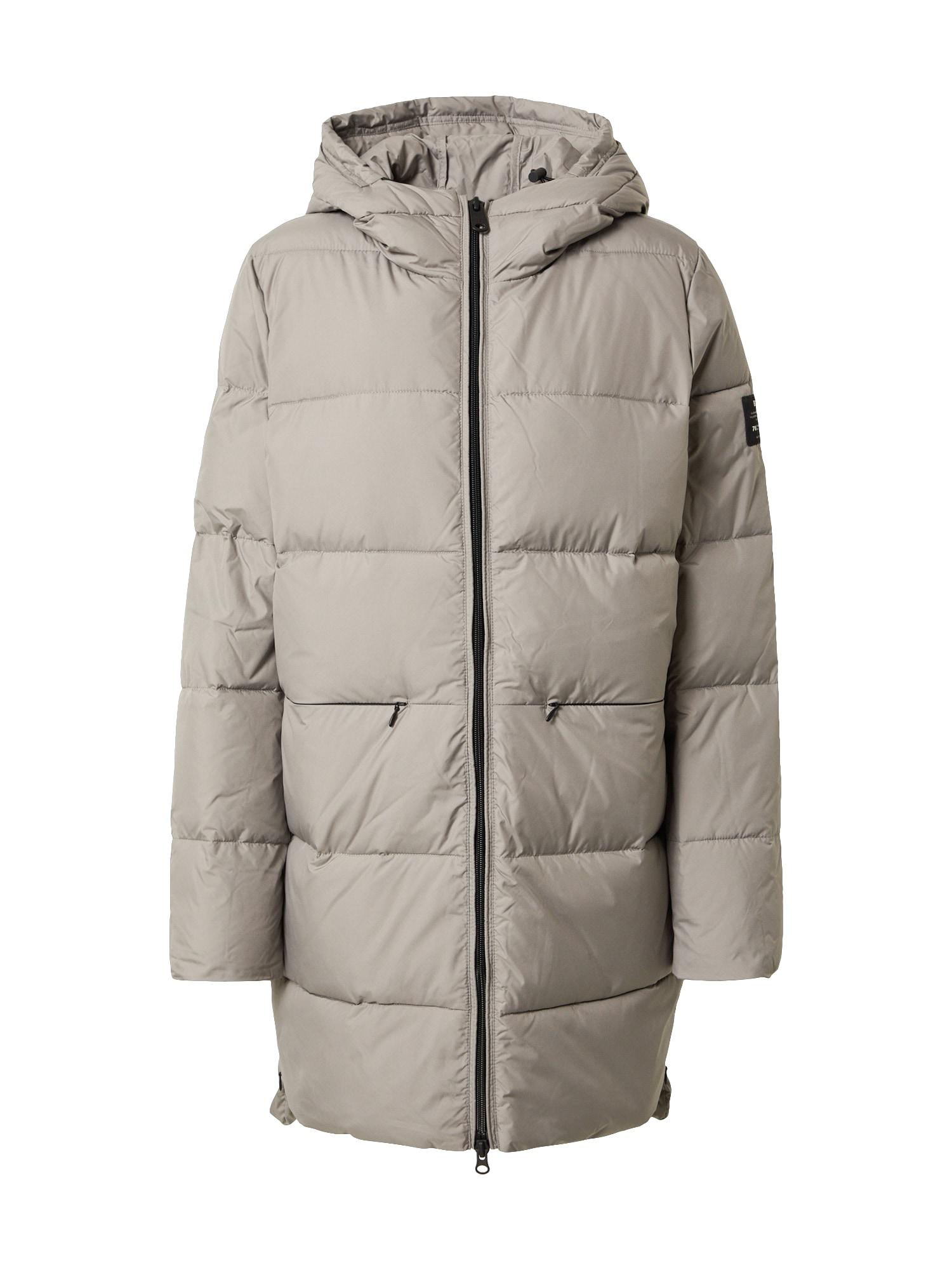 ECOALF Zimní kabát 'Marangu'  šedá