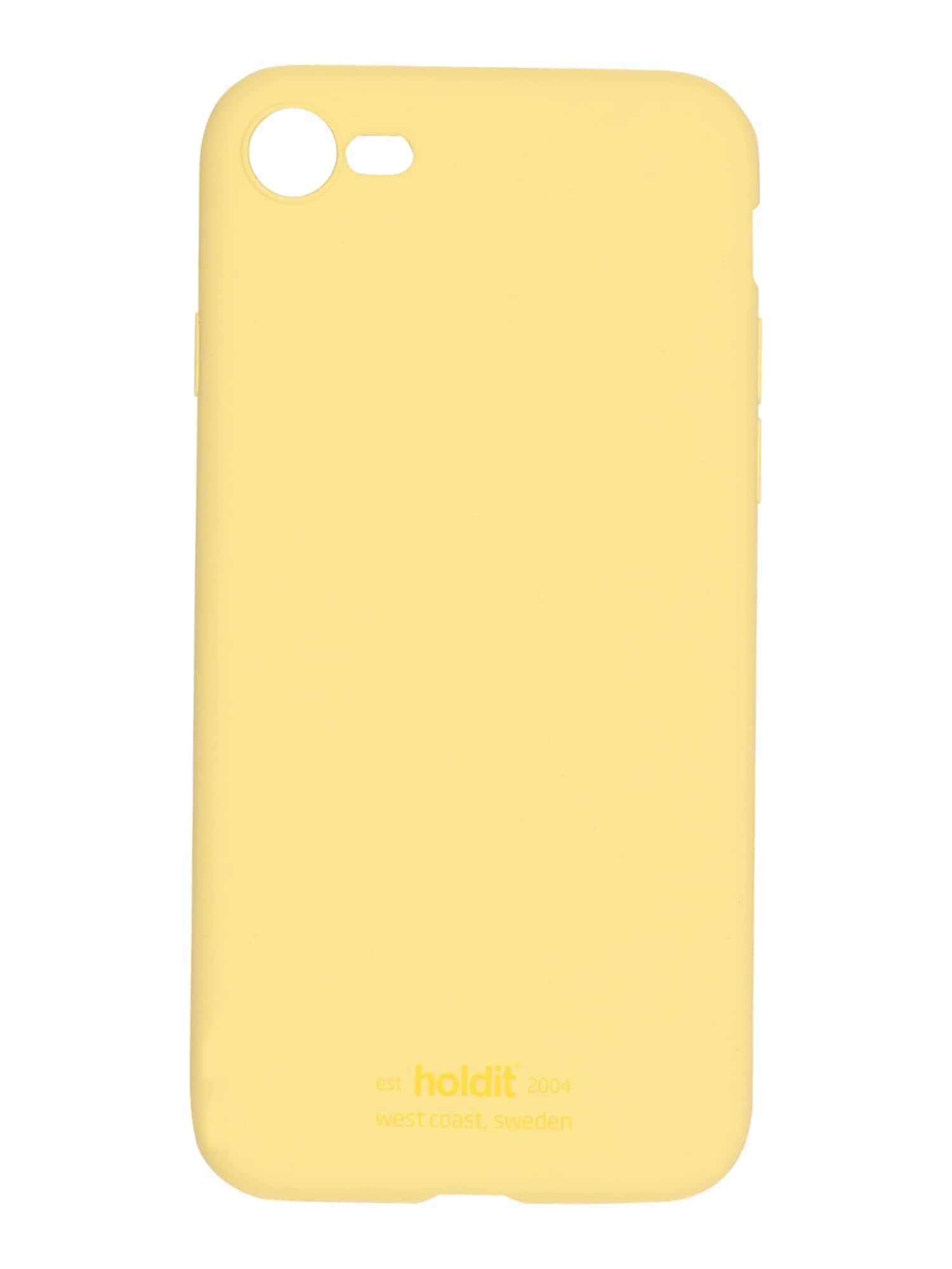 Holdit Išmaniojo telefono dėklas geltona