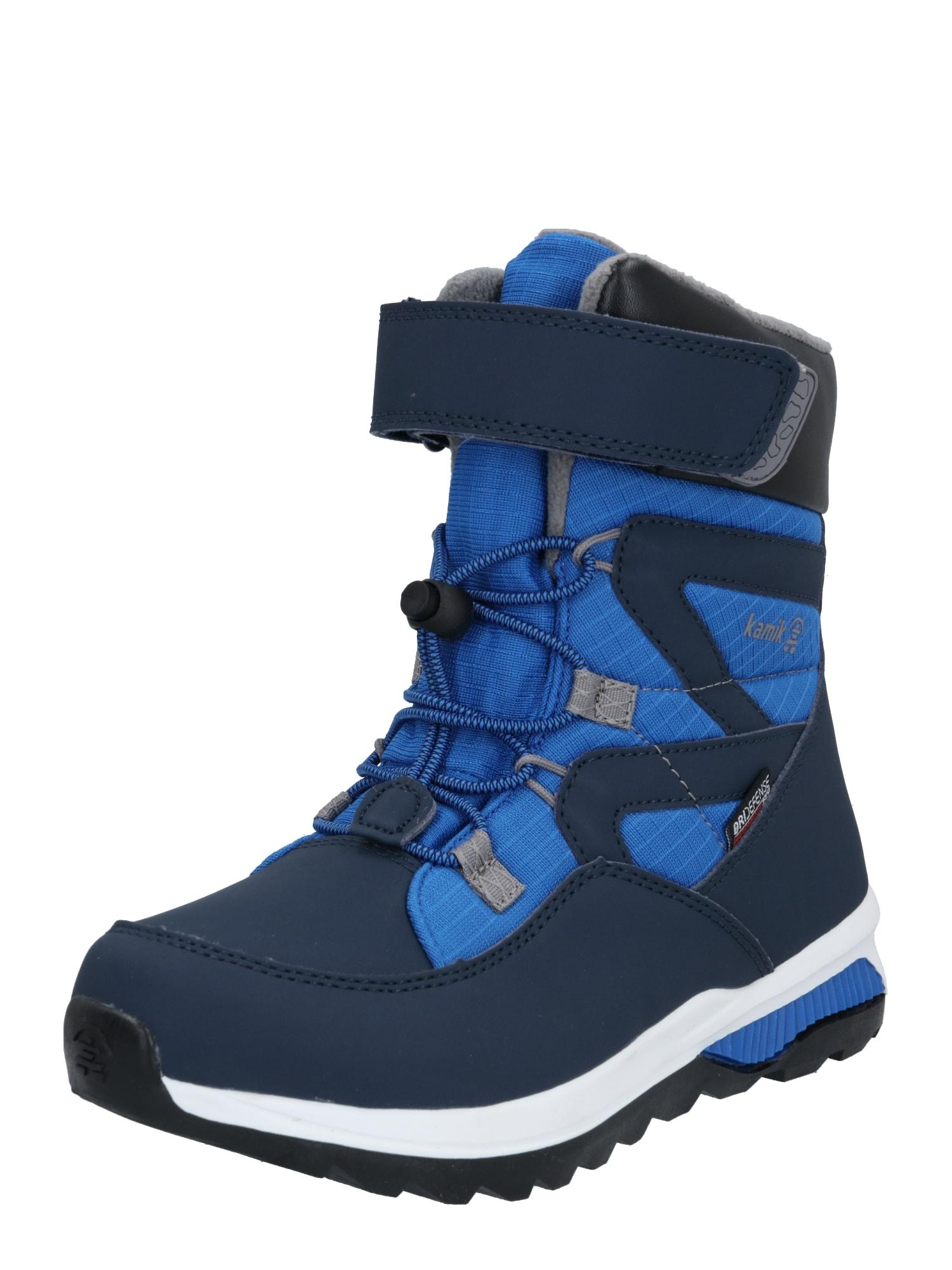 Kamik Sniego batai 'ROCKY' tamsiai mėlyna / mėlyna