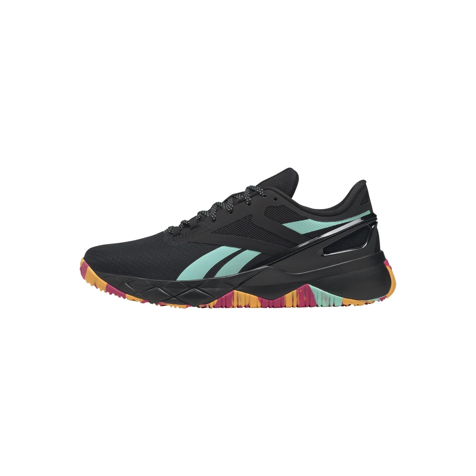 Reebok Sport Bėgimo batai juoda / mišrios spalvos