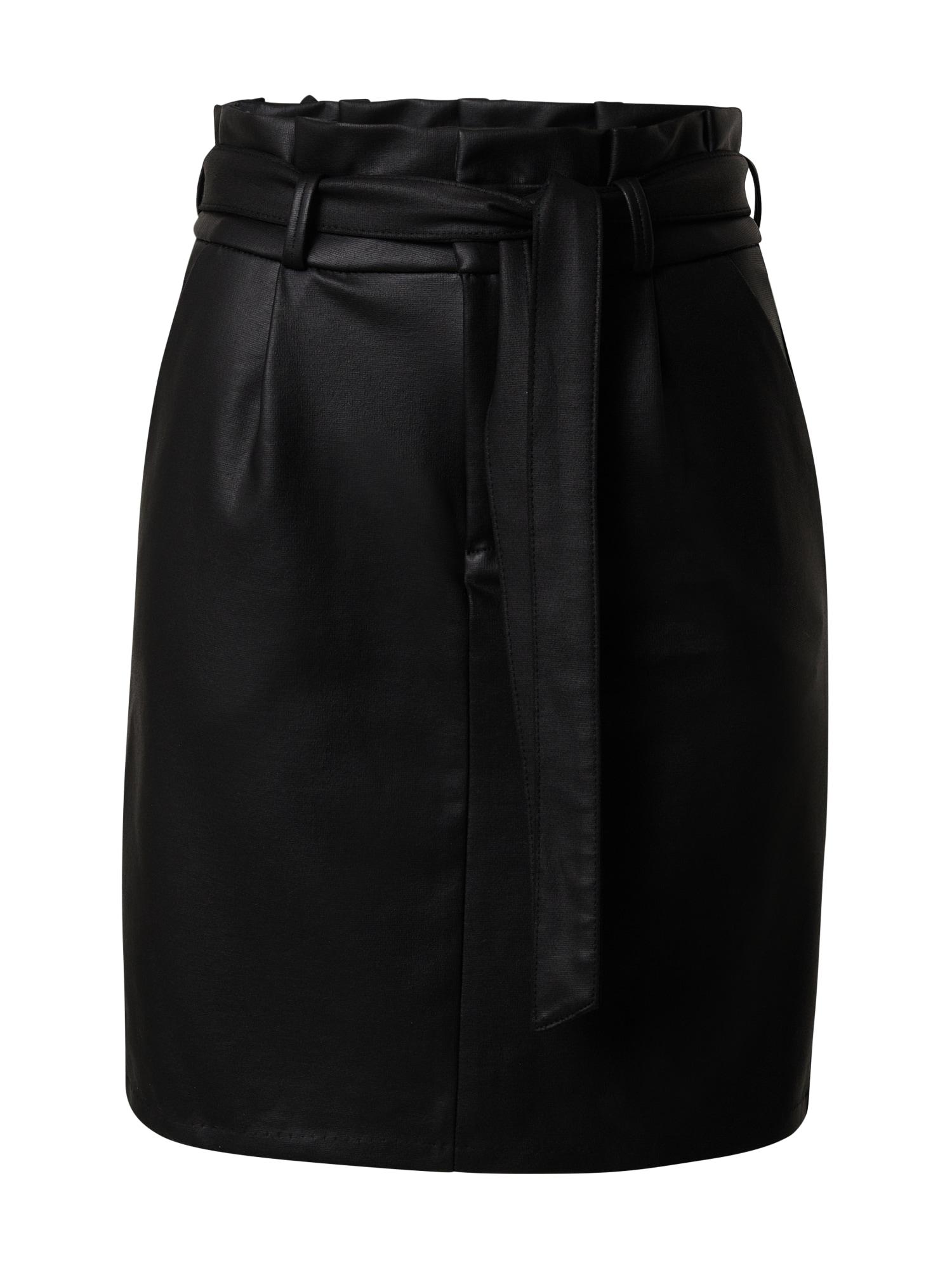 Vero Moda Tall Sukně 'EVA'  černá