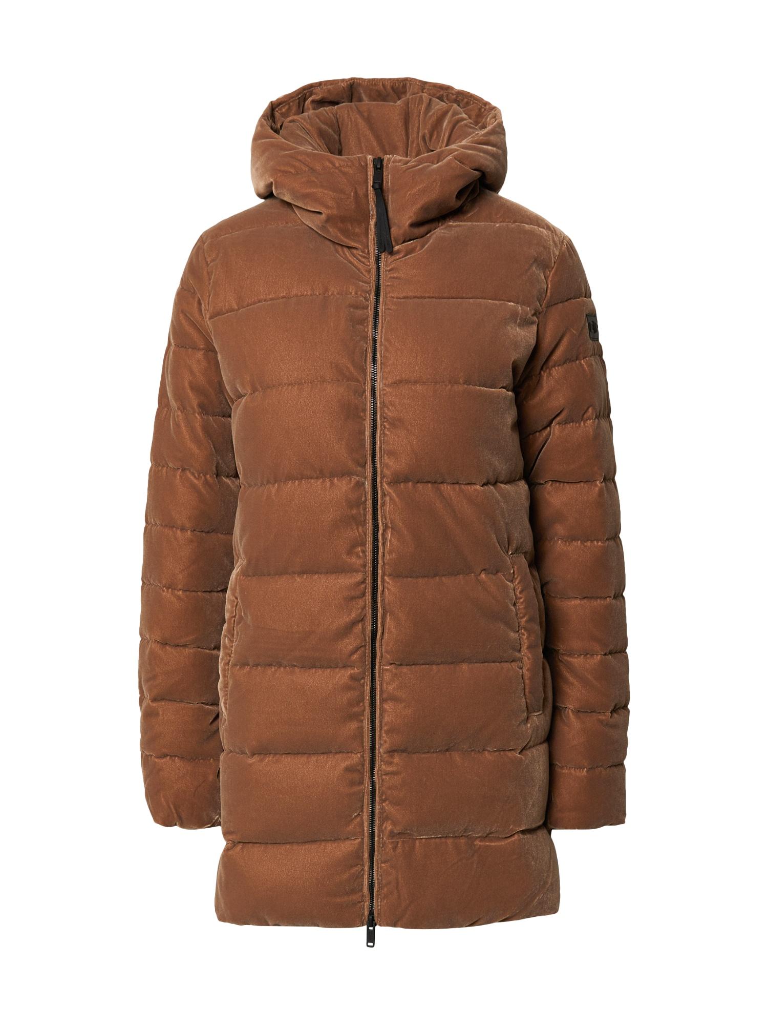 CMP Laisvalaikio paltas ruda