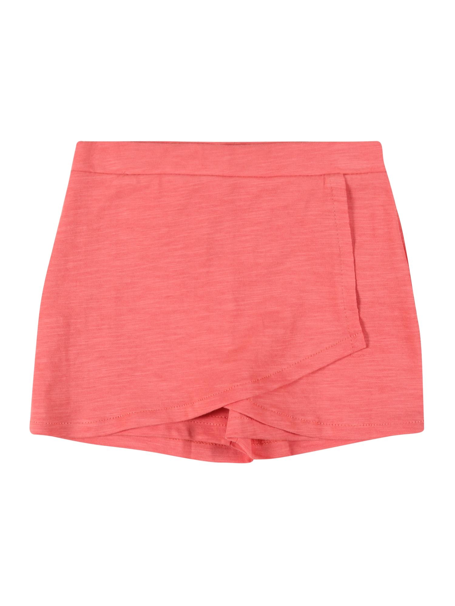 LEMON BERET Kelnės ryškiai rožinė spalva