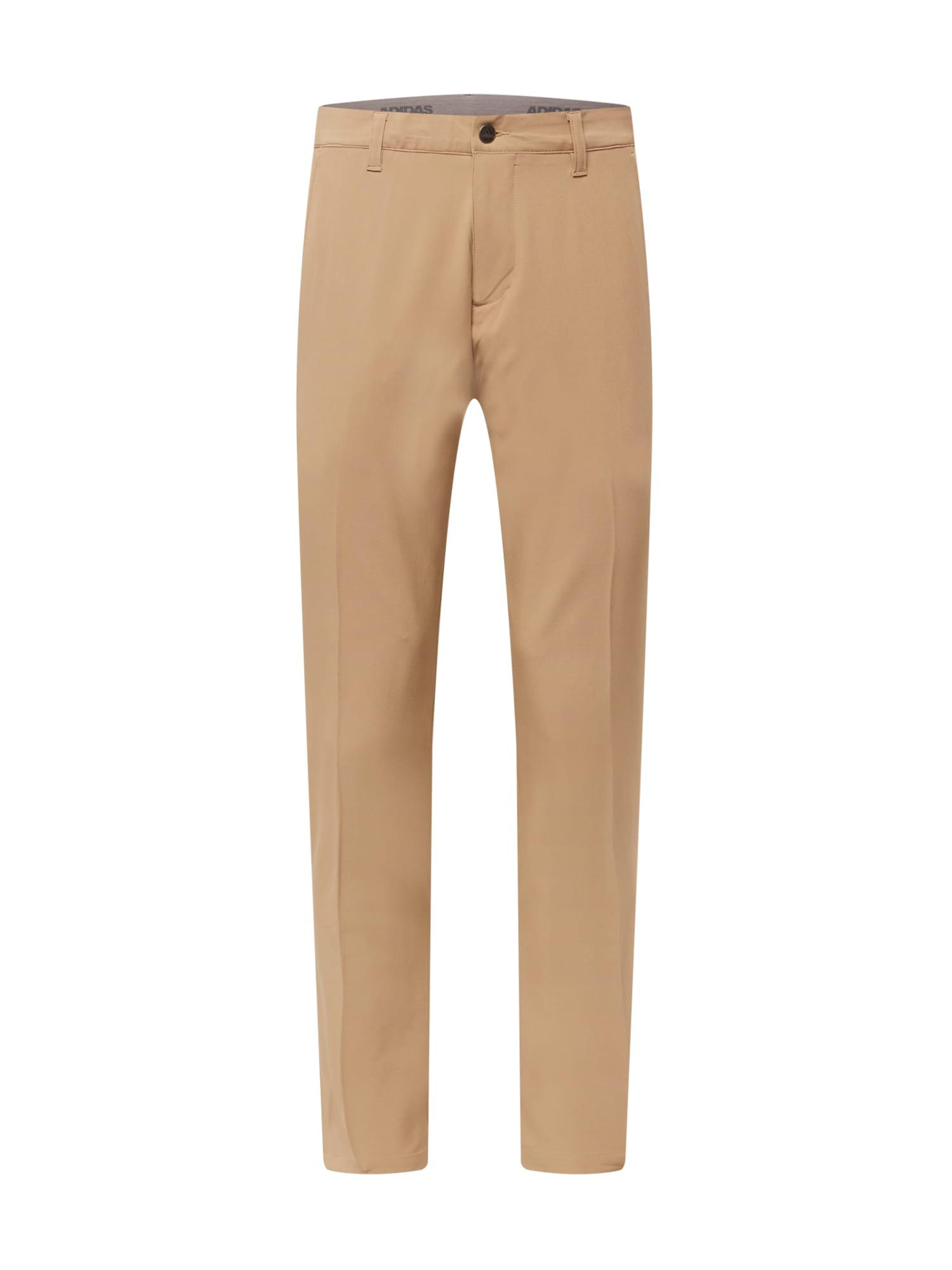 adidas Golf Sportinės kelnės šviesiai ruda