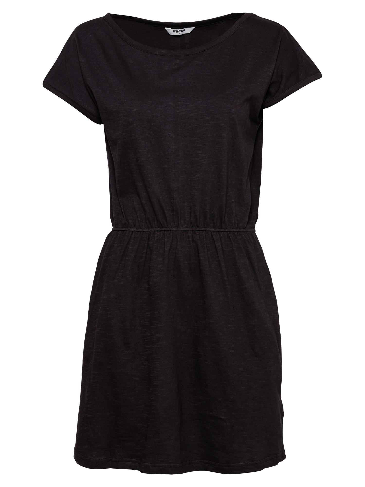 Wemoto Šaty 'PONY'  černá