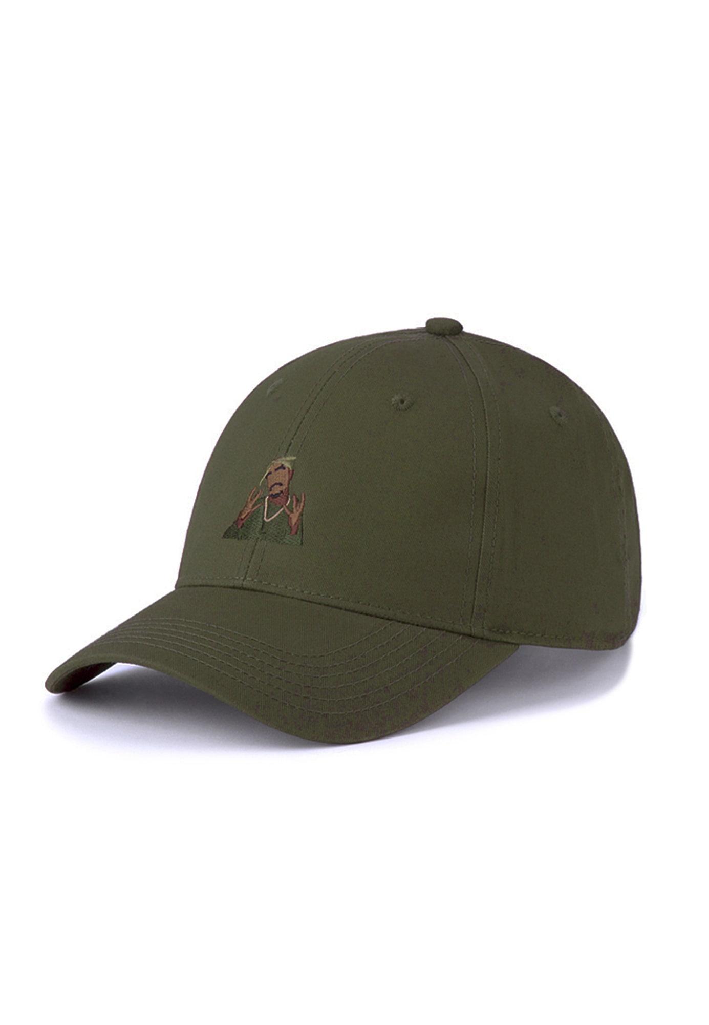 Cayler & Sons Kepurė alyvuogių spalva