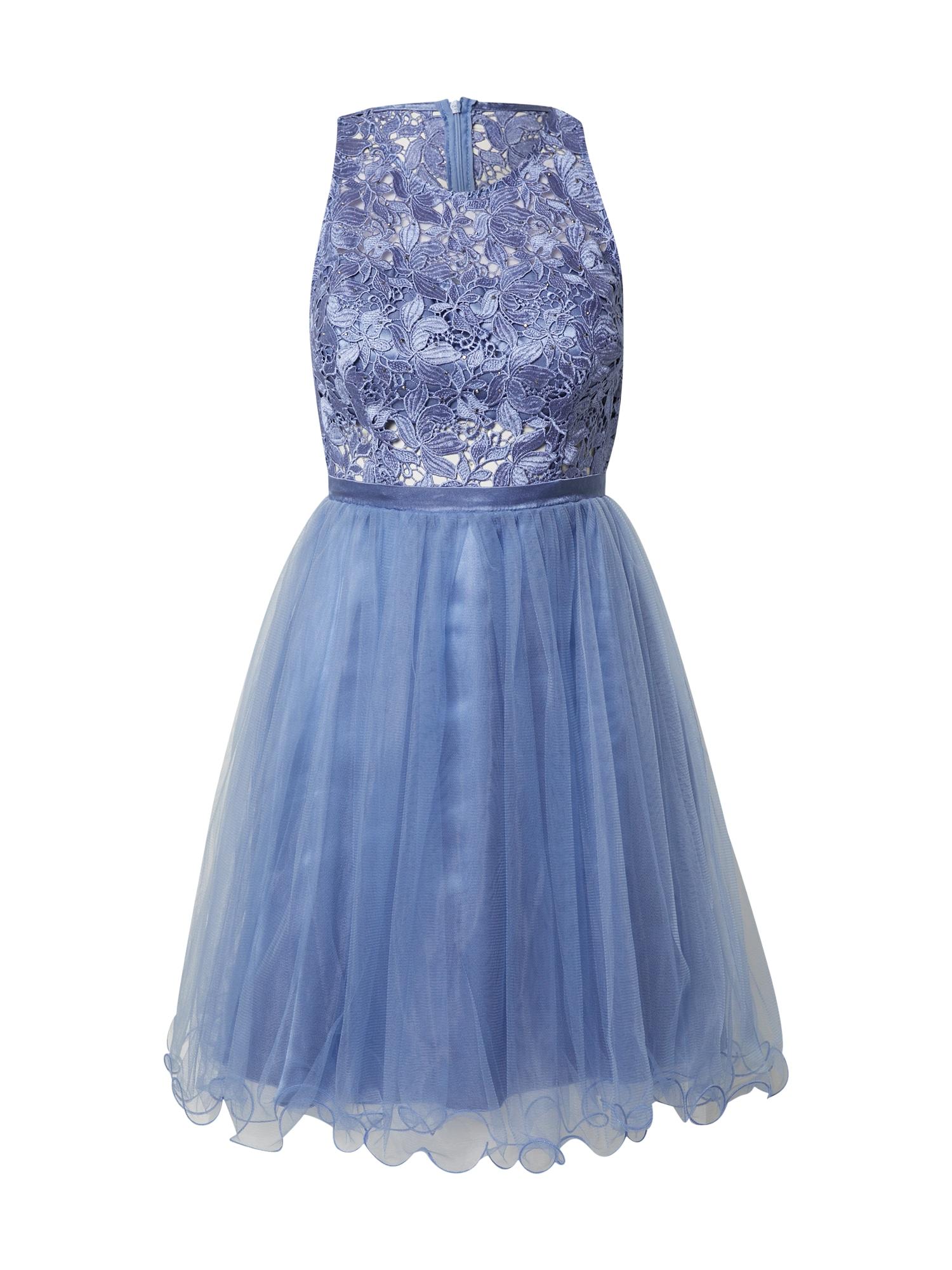 SUDDENLY princess Kokteilinė suknelė mėlyna dūmų spalva