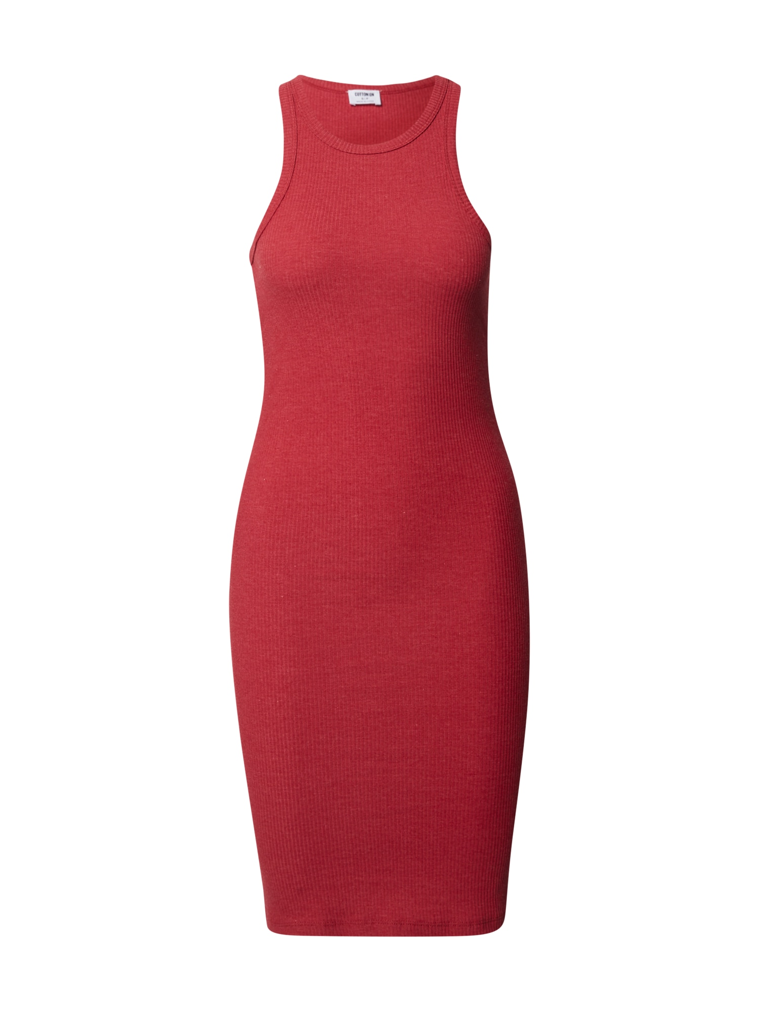 Cotton On Šaty 'Kirsty'  červená
