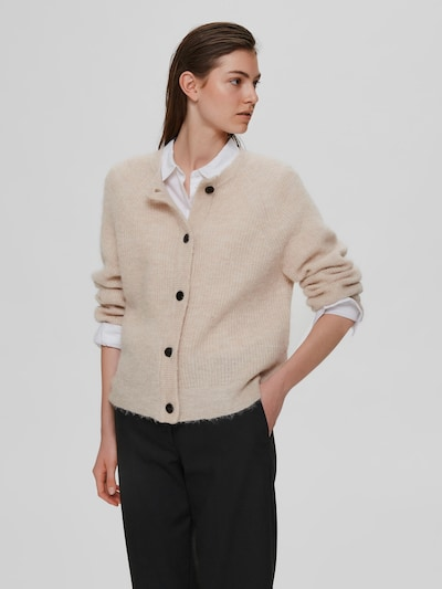 Selected Femme Lulu Langarm Strickjacke