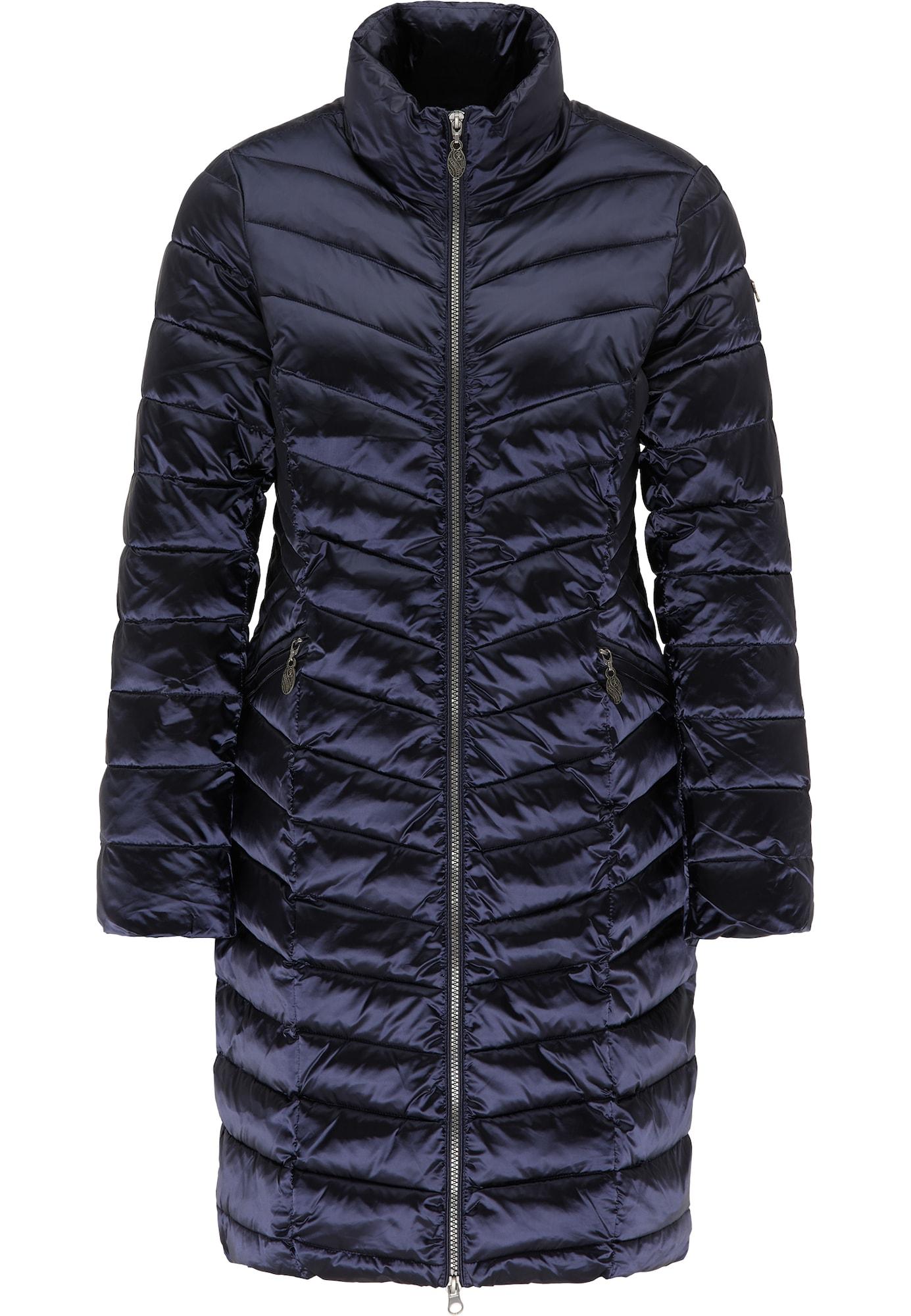 DreiMaster Klassik Demisezoninis paltas tamsiai mėlyna