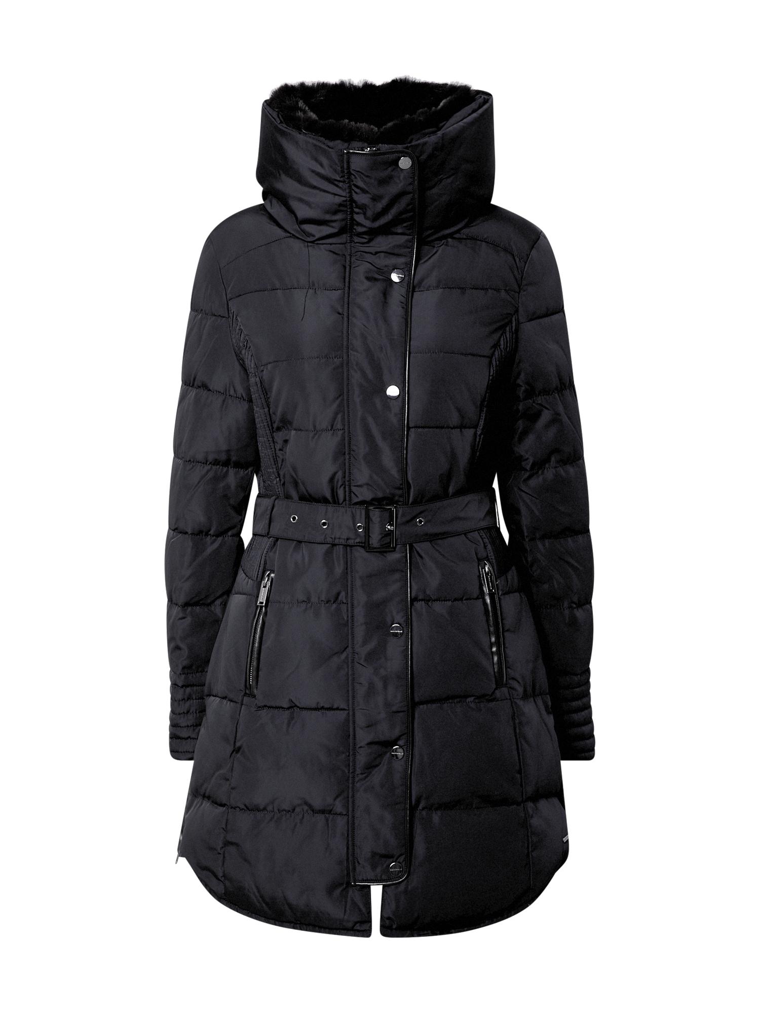 RINO & PELLE Žieminis paltas tamsiai mėlyna