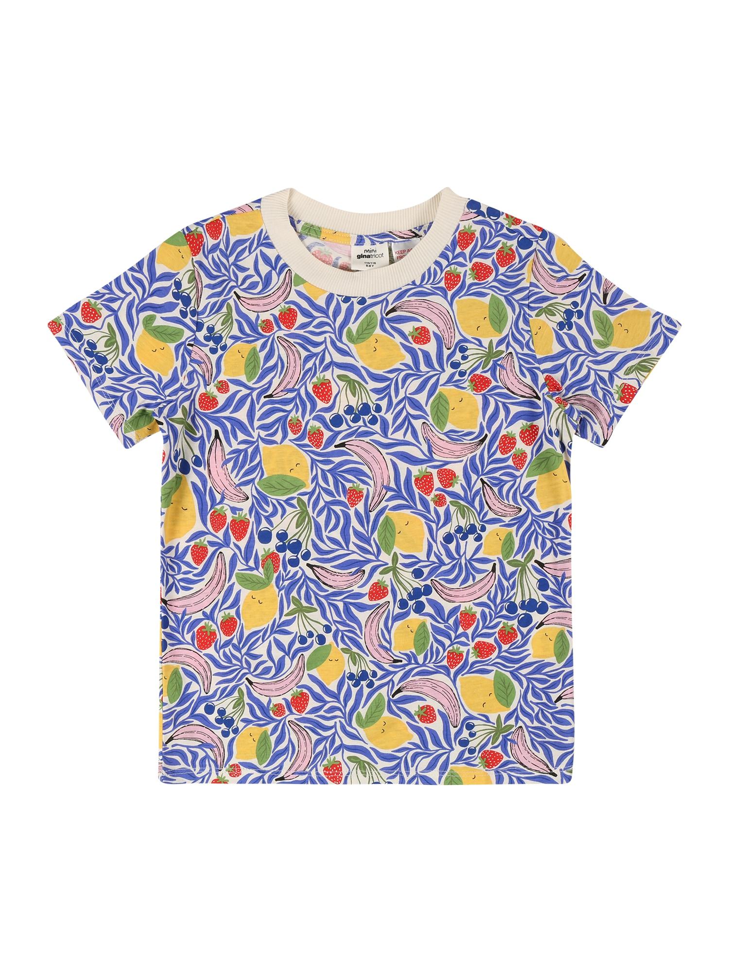Gina Tricot Mini Marškinėliai mišrios spalvos