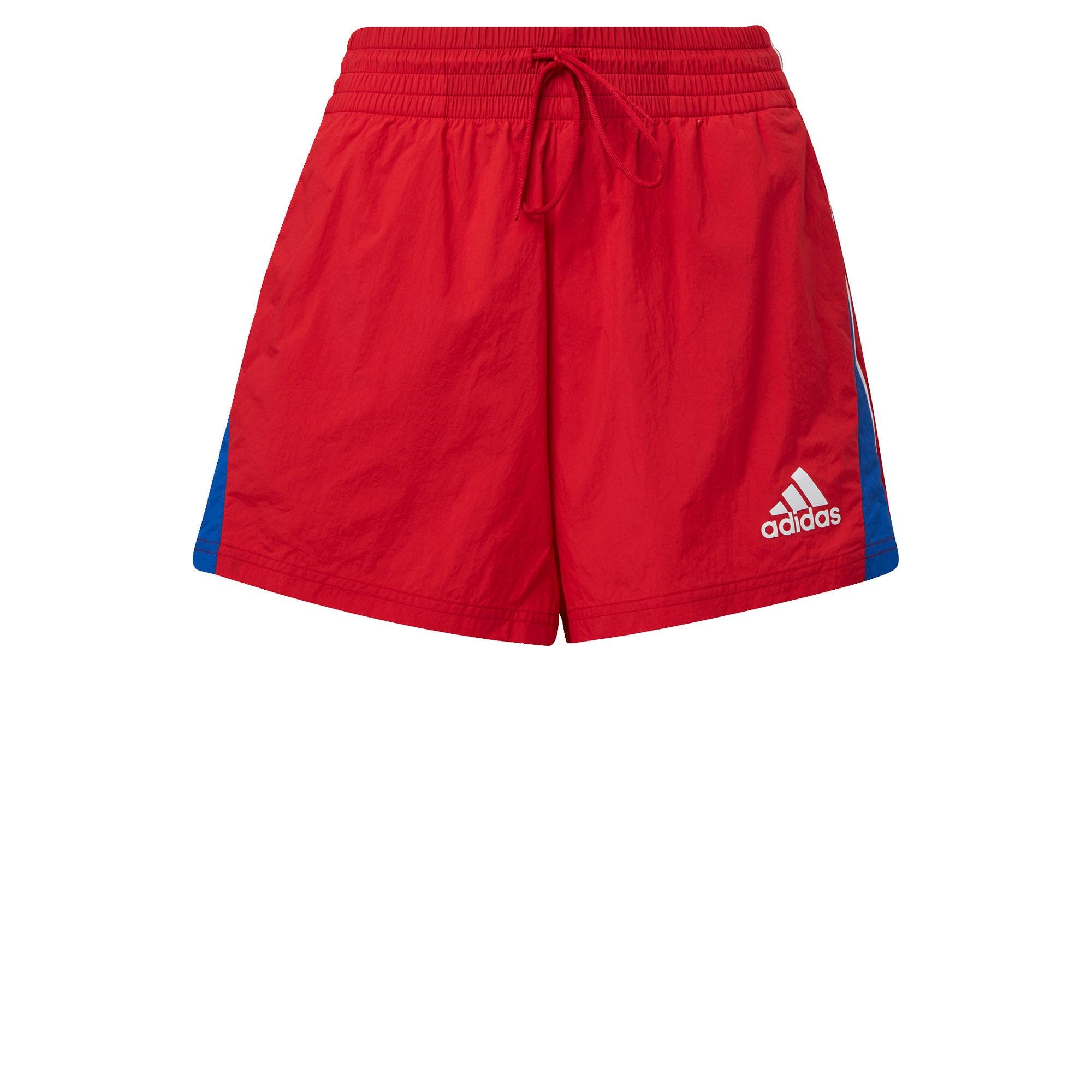 """ADIDAS PERFORMANCE Sportinės kelnės raudona / sodri mėlyna (""""karališka"""") / balta"""