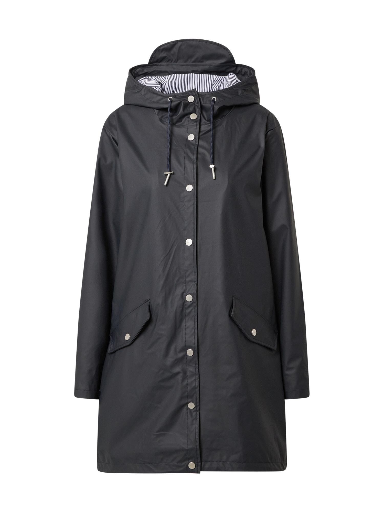 RINO & PELLE Demisezoninis paltas tamsiai mėlyna