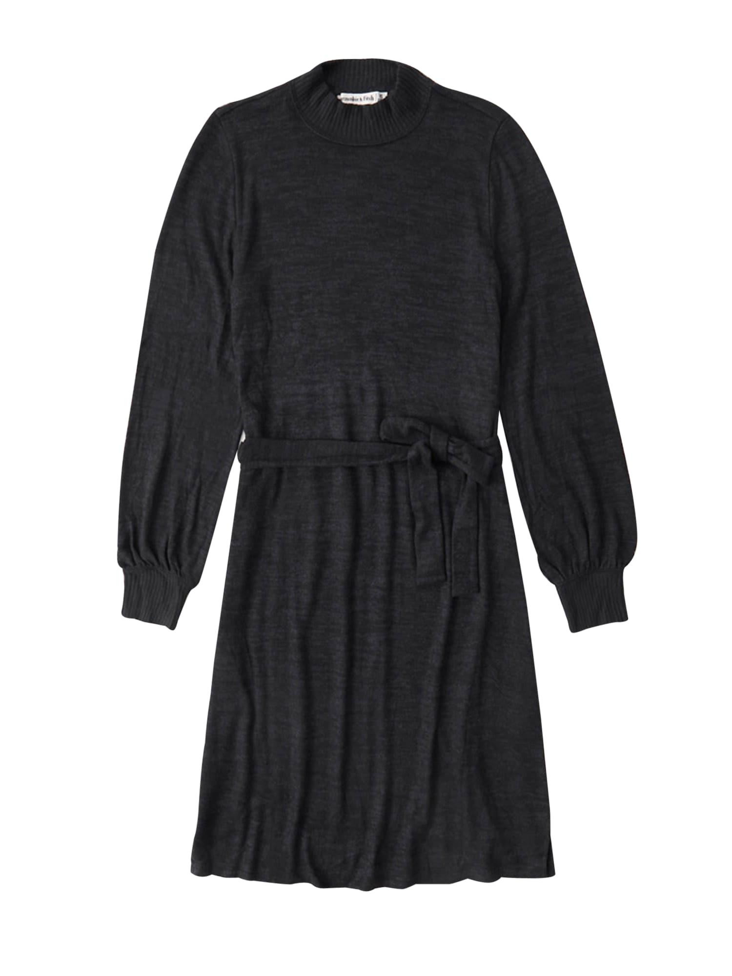 Abercrombie & Fitch Suknelė juoda