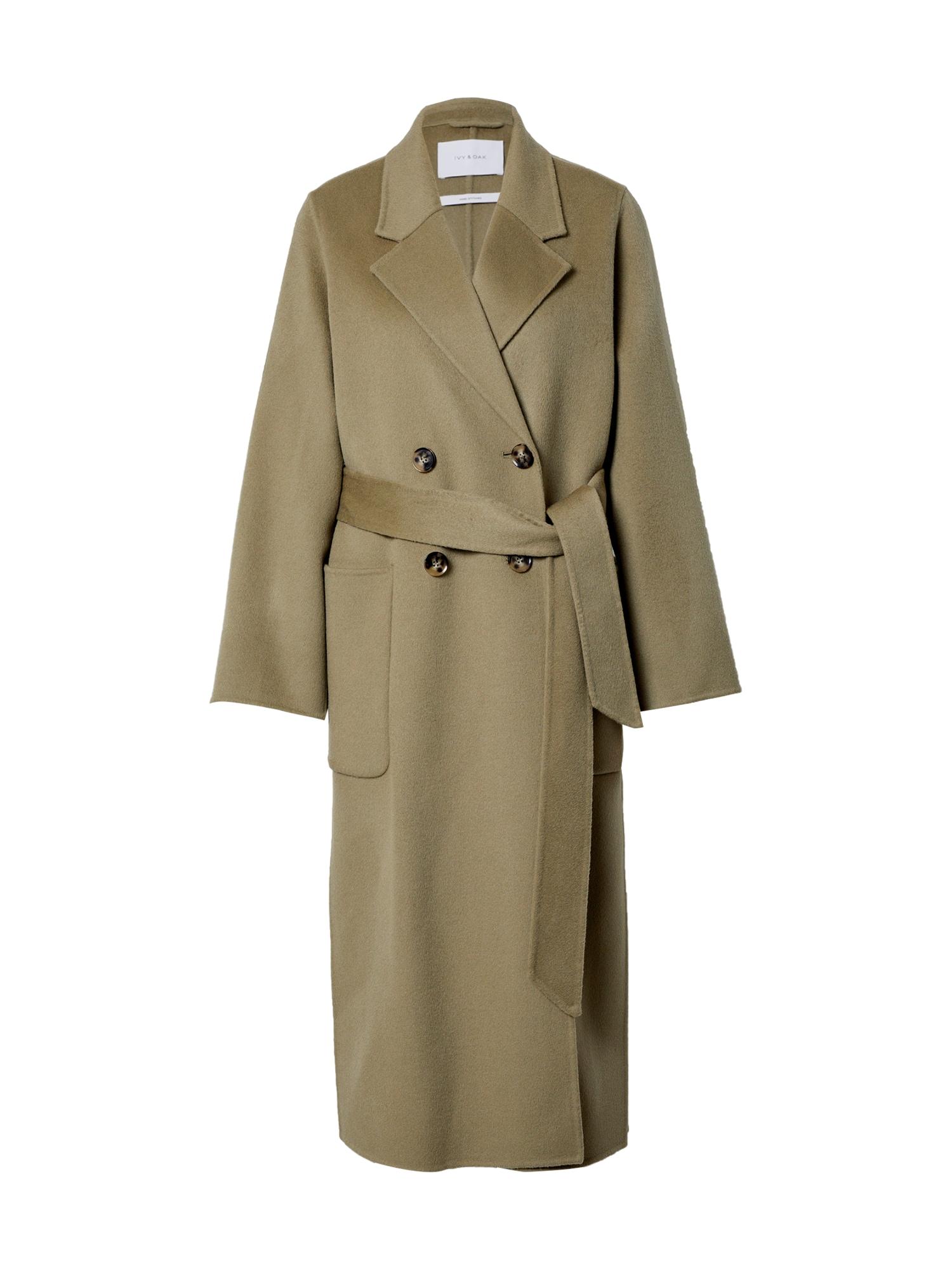 IVY & OAK Demisezoninis paltas žalia