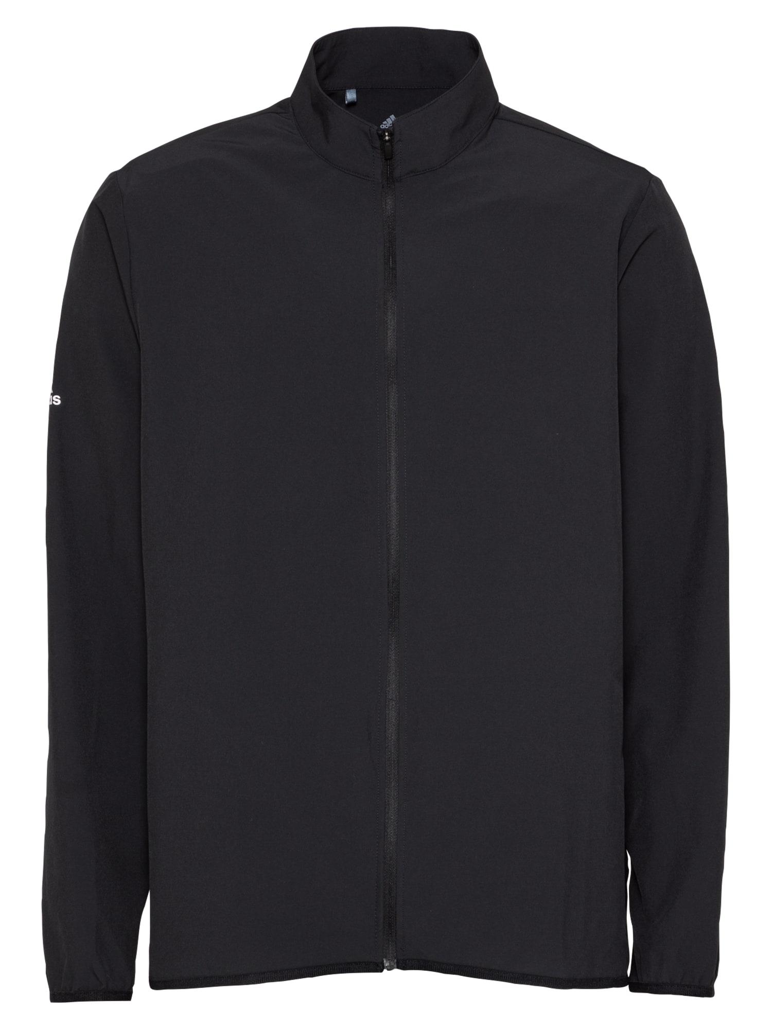 adidas Golf Sportinė striukė juoda