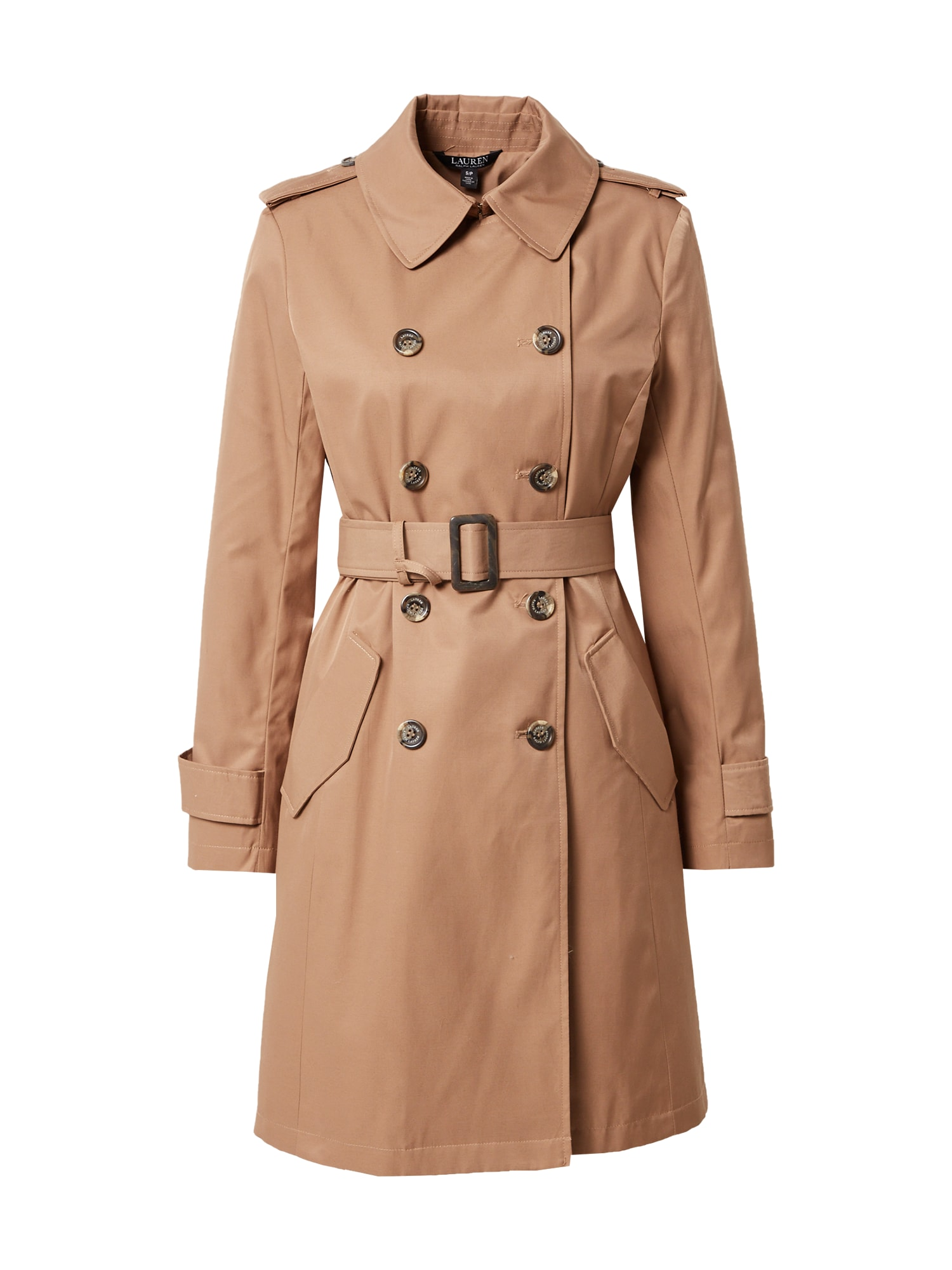 Lauren Ralph Lauren Demisezoninis paltas ruda