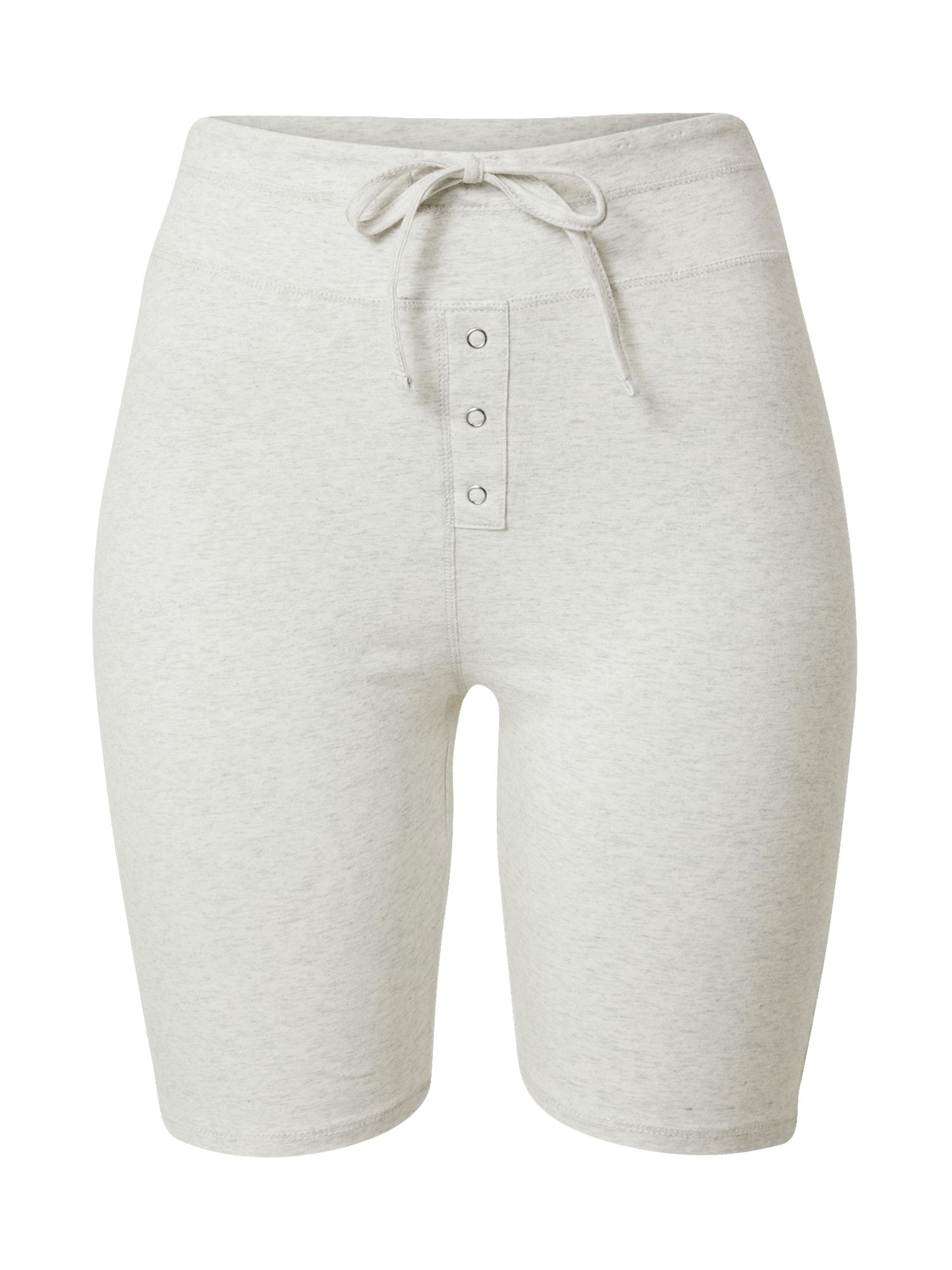 Cotton On Pižaminės kelnės šviesiai pilka