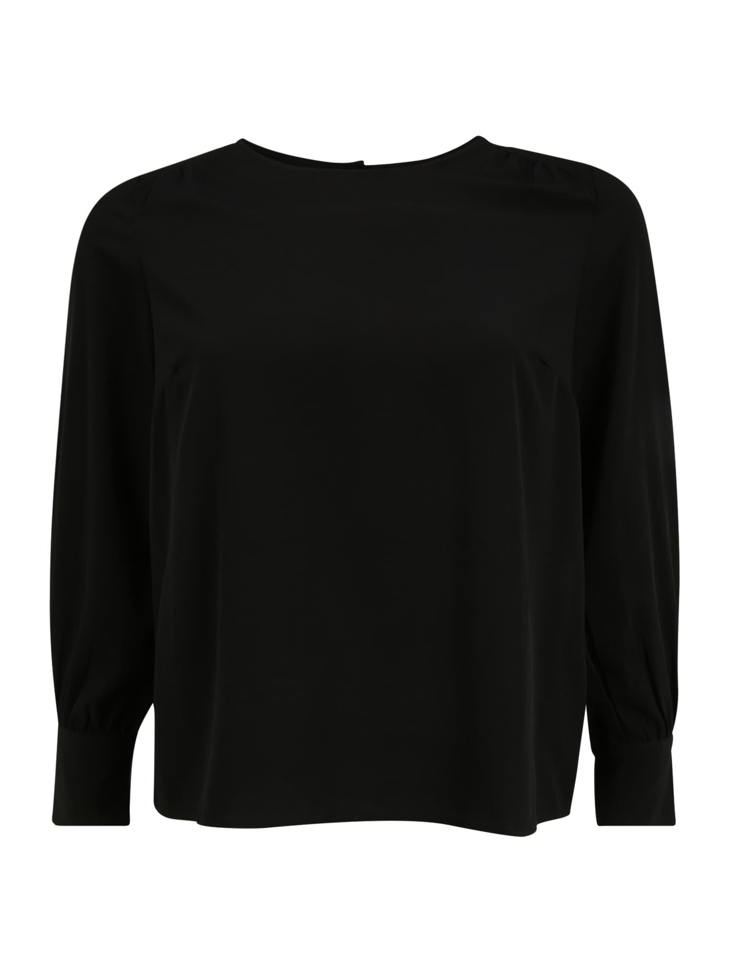 Vero Moda Curve Halenka  černá