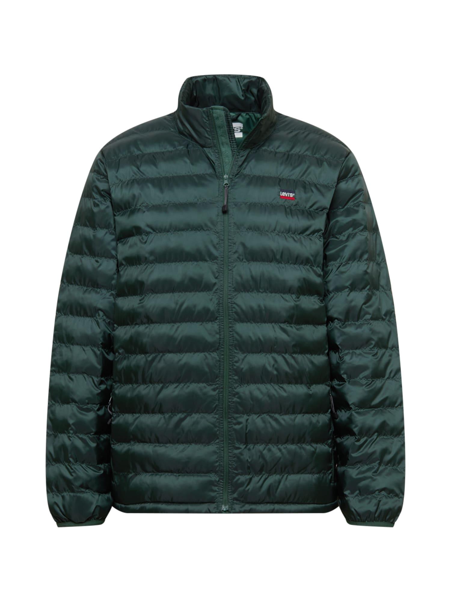 LEVI'S Zimní bunda 'PRESIDIO'  smaragdová