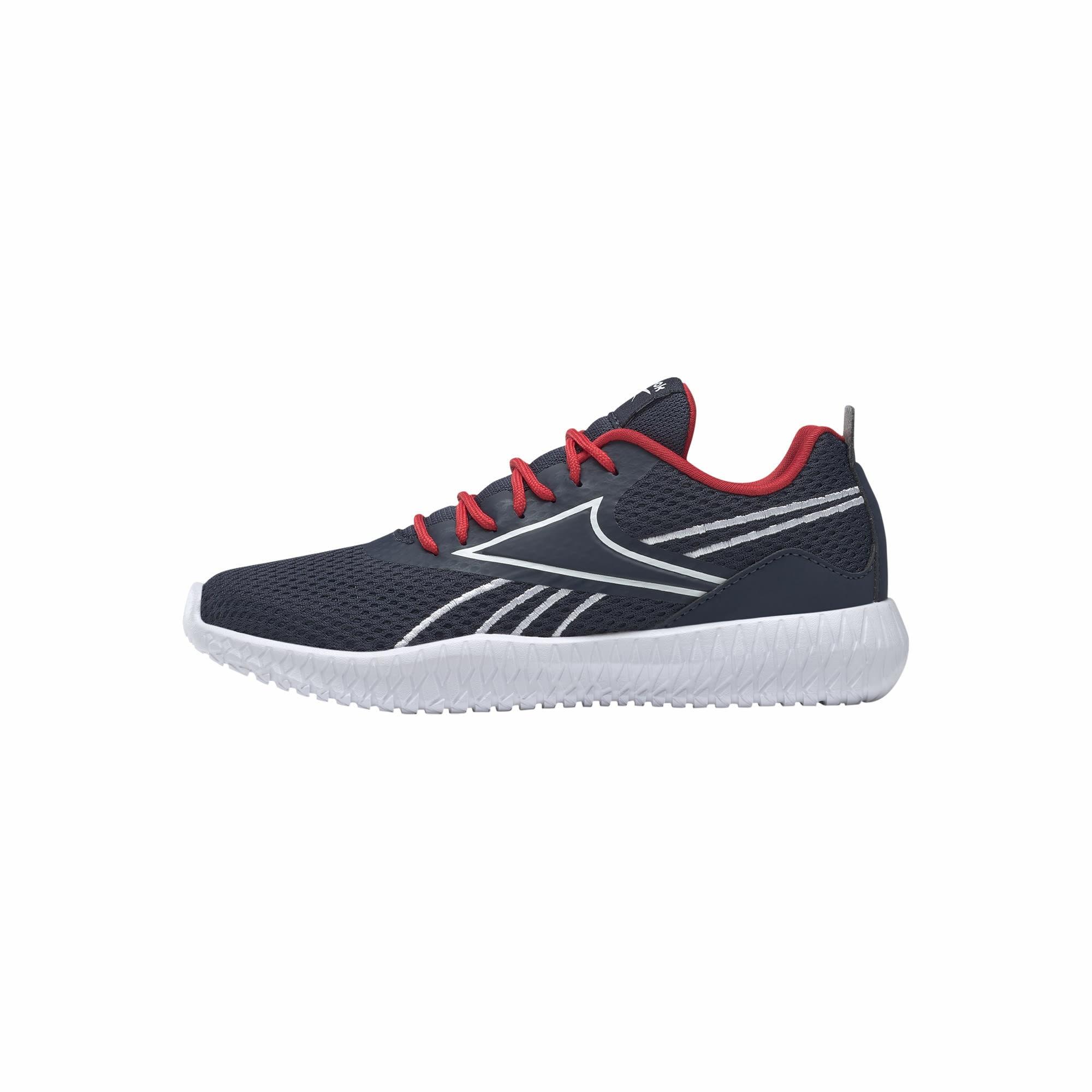 REEBOK Sportiniai batai 'Flexagon Energy' tamsiai mėlyna / balta / raudona