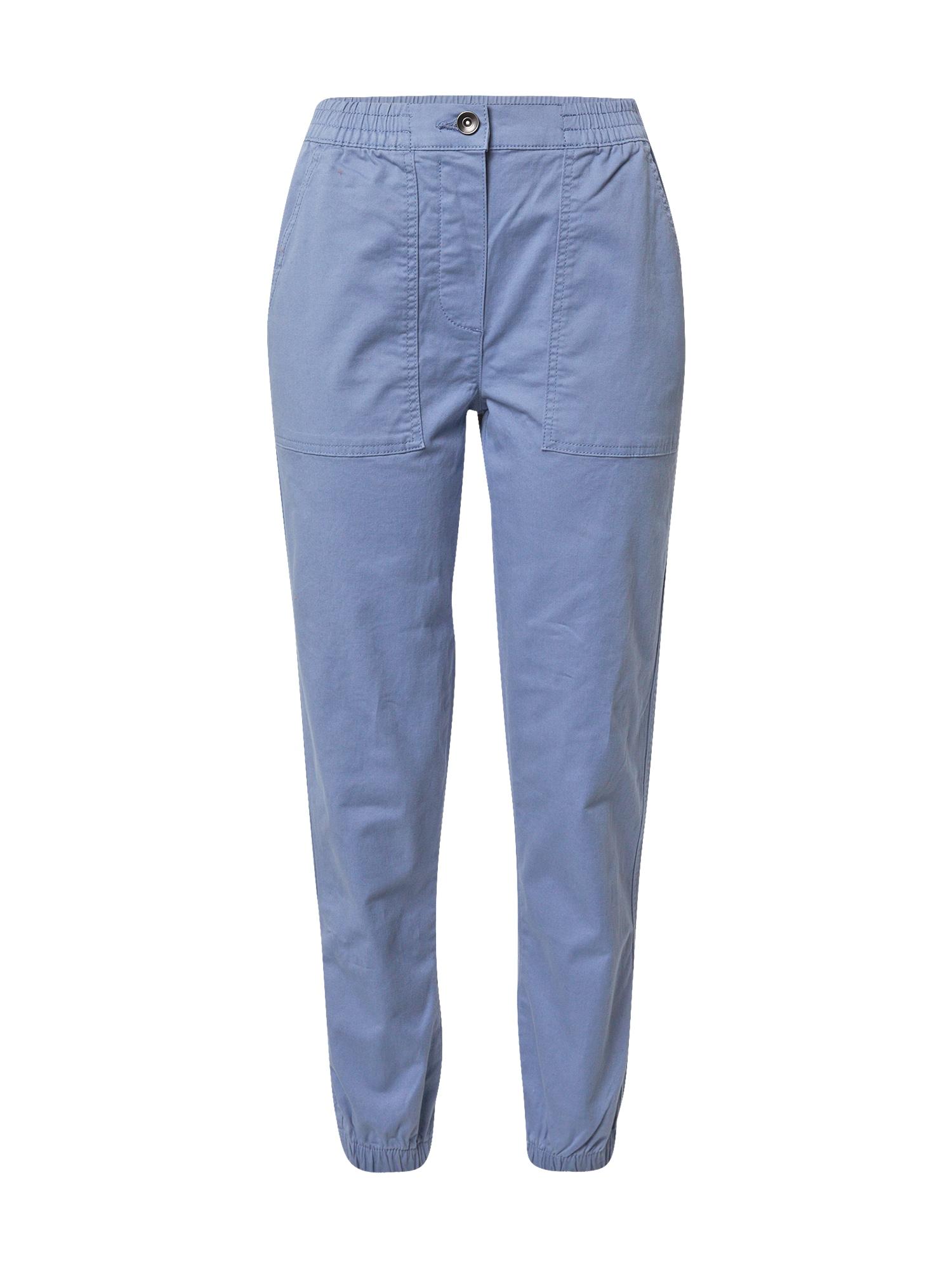 """Cotton On """"Chino"""" stiliaus kelnės mėlyna dūmų spalva"""