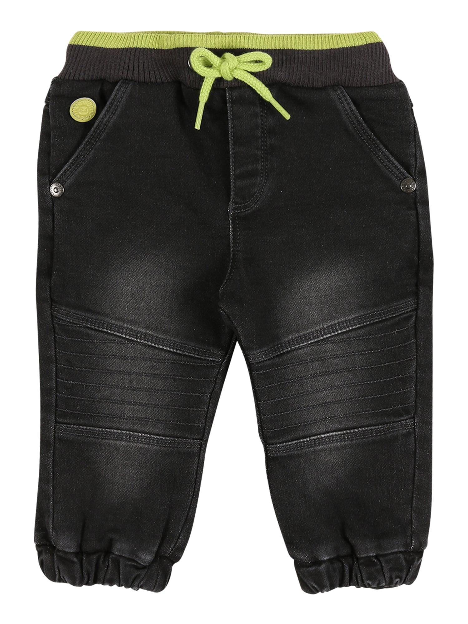 Boboli Džinsai juodo džinso spalva