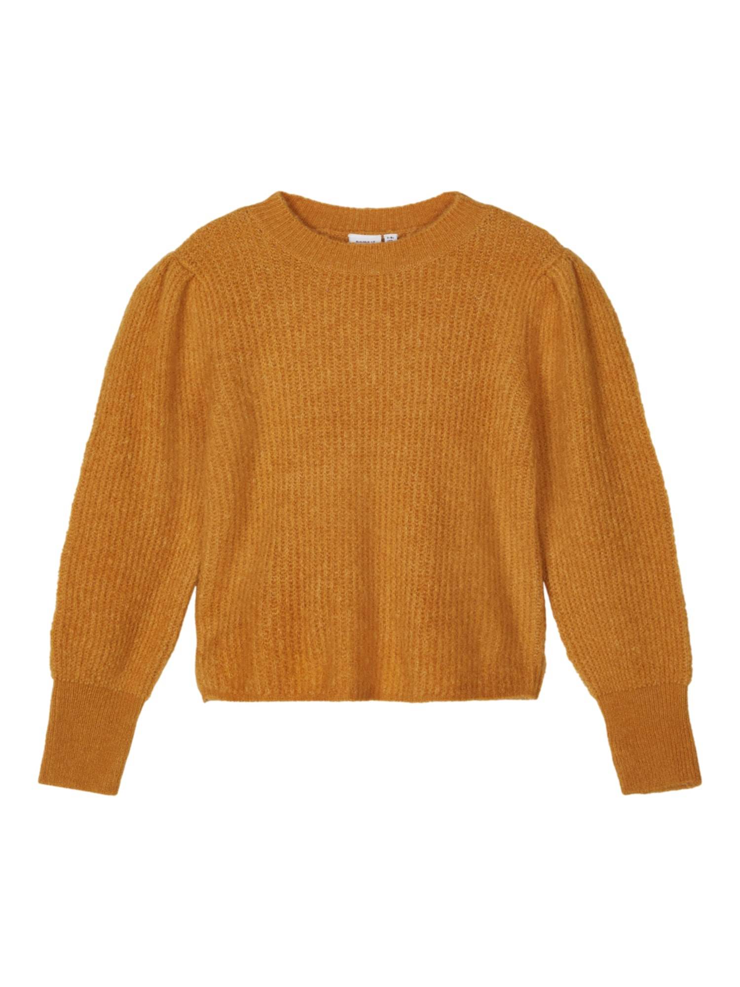 NAME IT Megztinis geltona