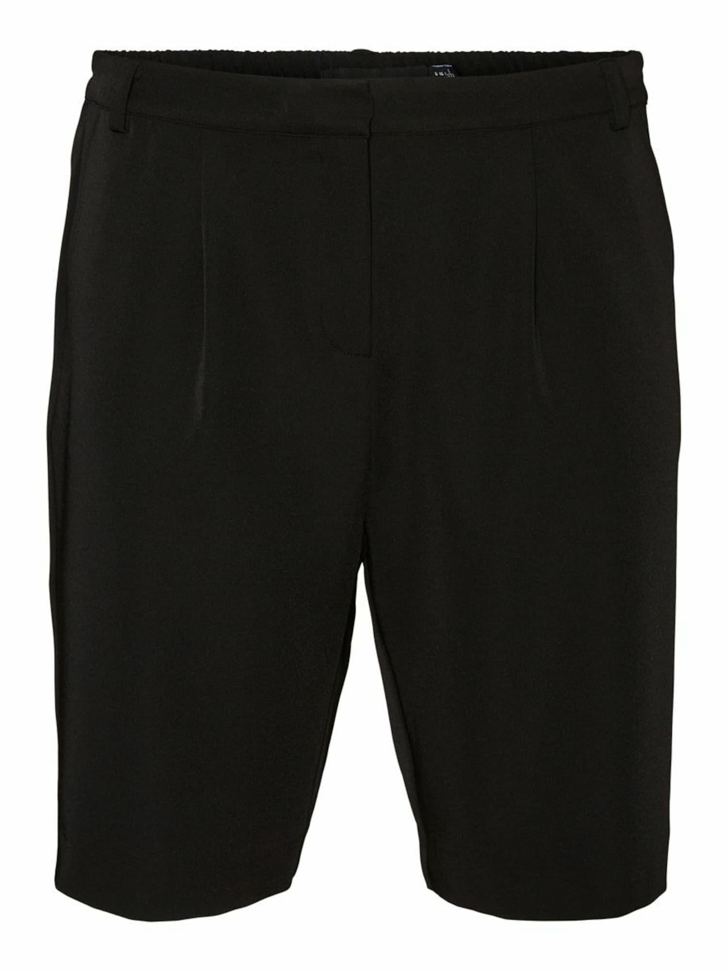 Vero Moda Curve Kelnės juoda