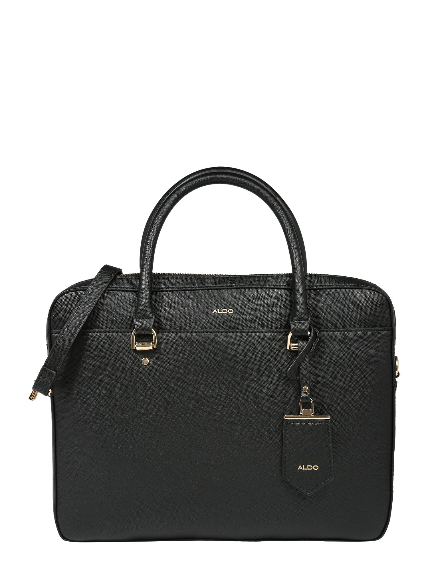 ALDO Nešiojamojo kompiuterio krepšys juoda