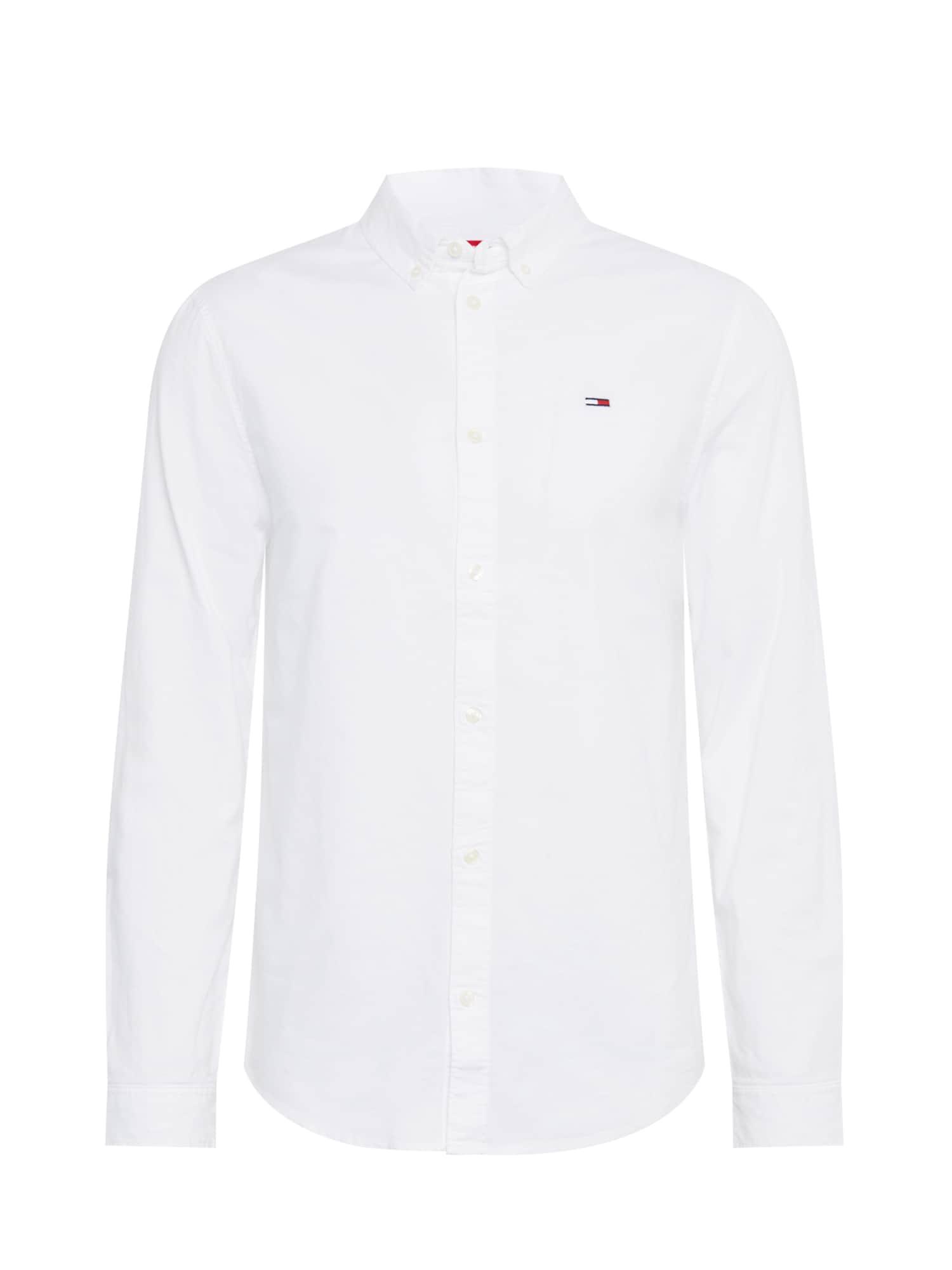 Tommy Jeans Košile  bílá