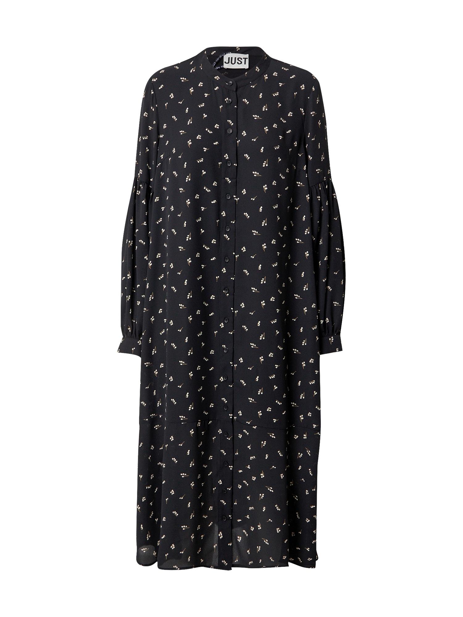 JUST FEMALE Palaidinės tipo suknelė