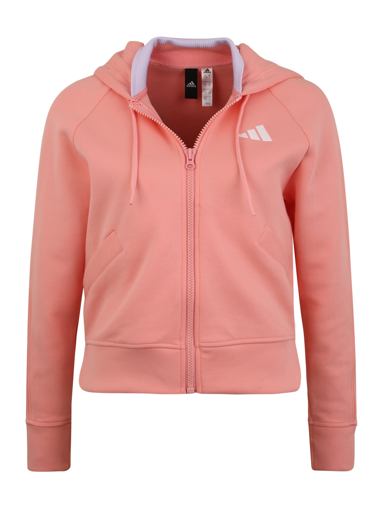 ADIDAS PERFORMANCE Sportinis džemperis rožinė