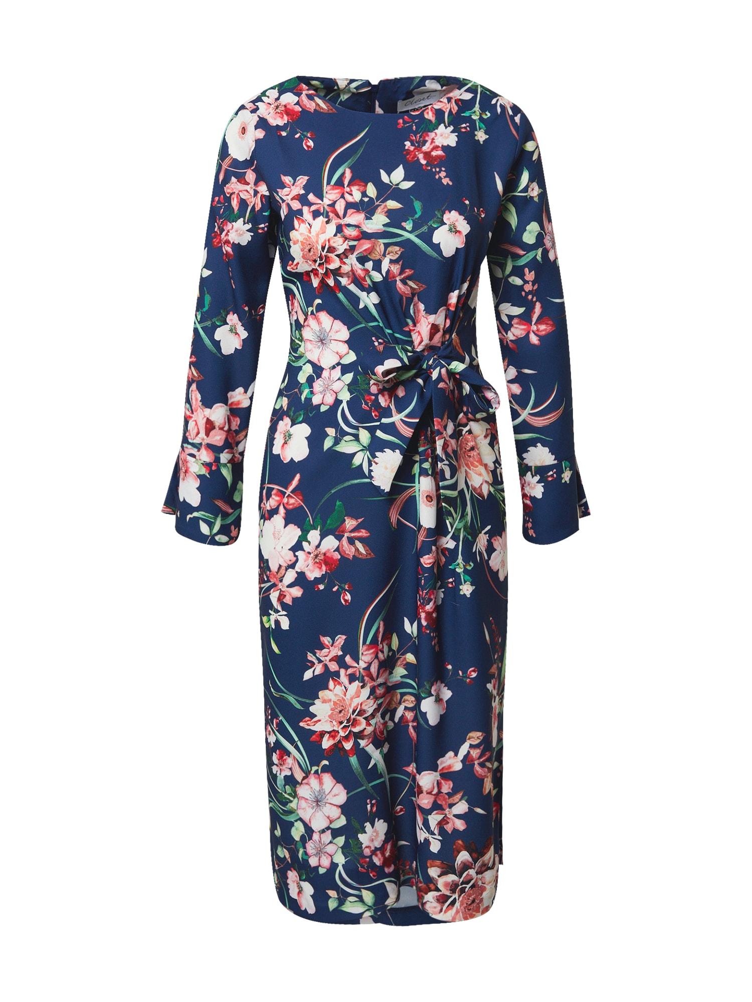 Closet London Suknelė tamsiai mėlyna / mišrios spalvos