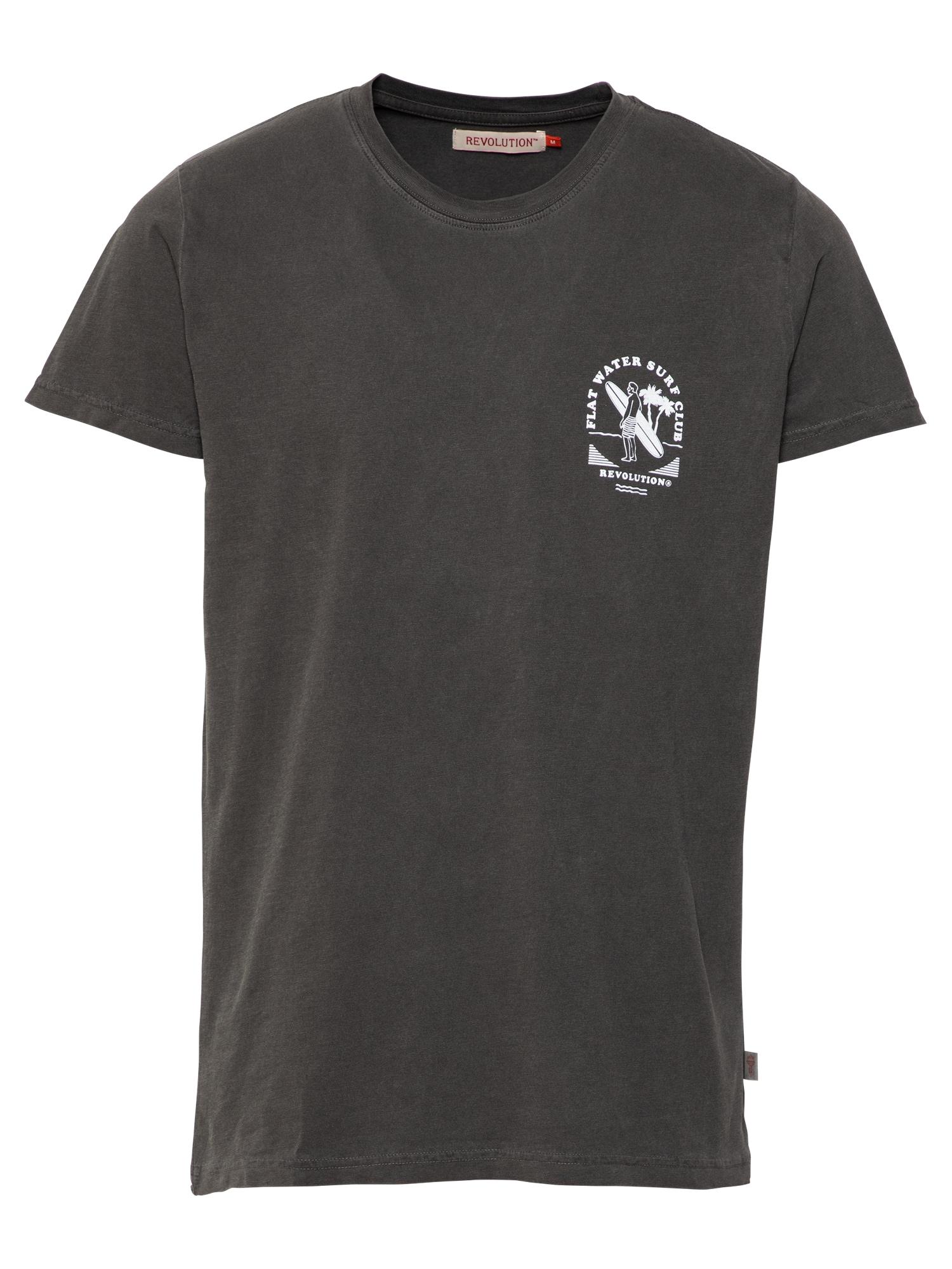Revolution Marškinėliai juoda
