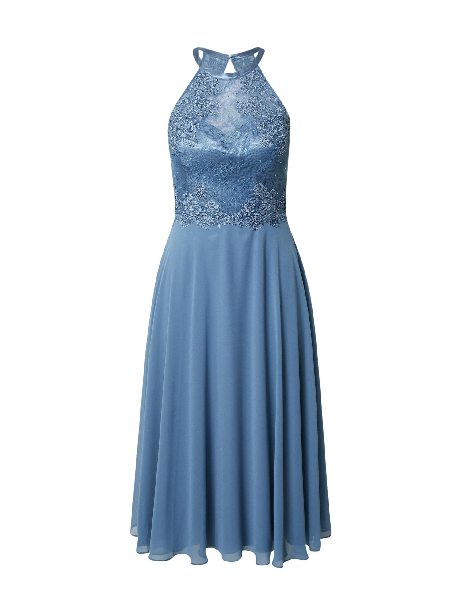VM Vera Mont Vakarinė suknelė mėlyna