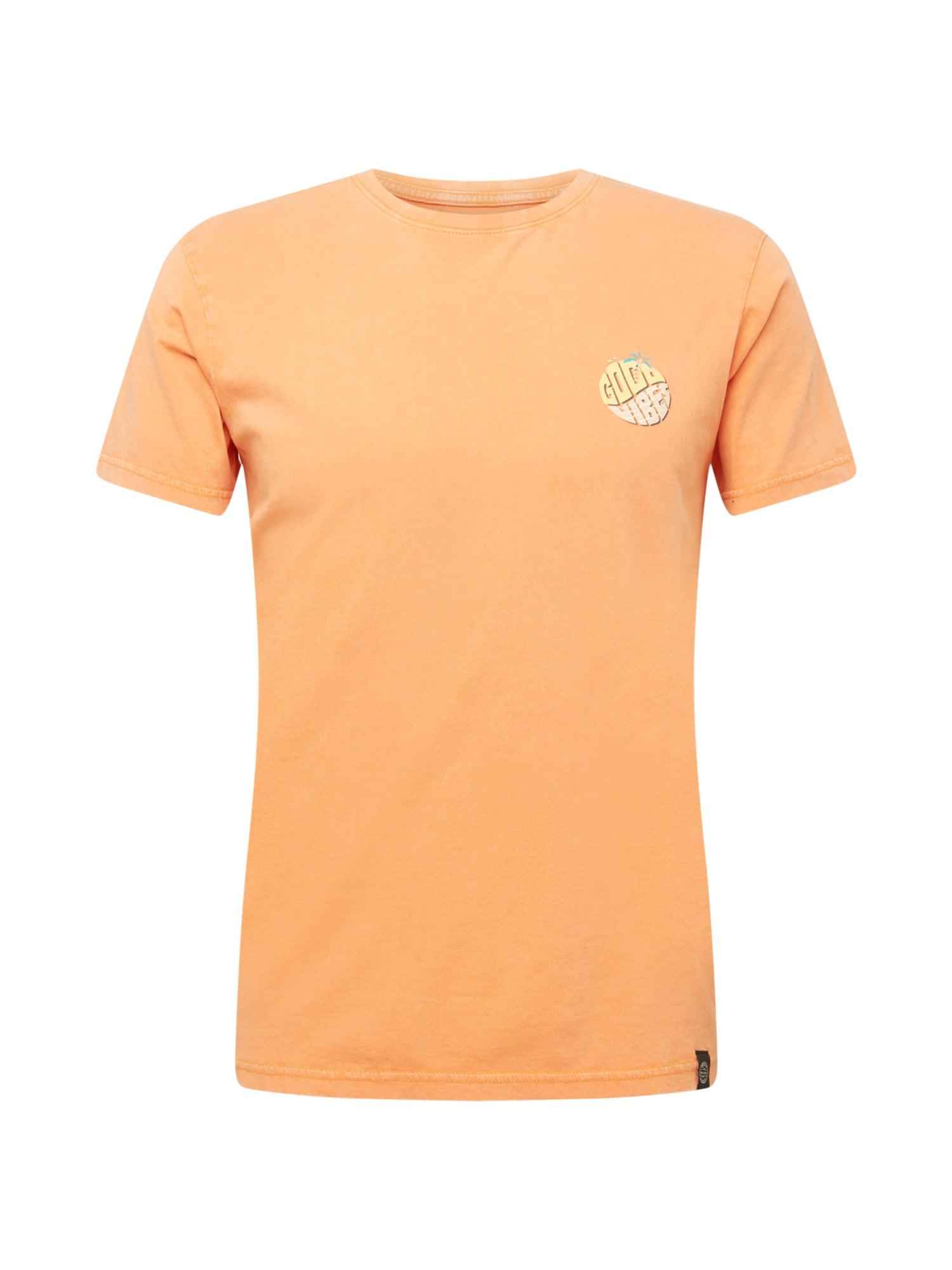 SHINE ORIGINAL Marškinėliai mandarinų spalva